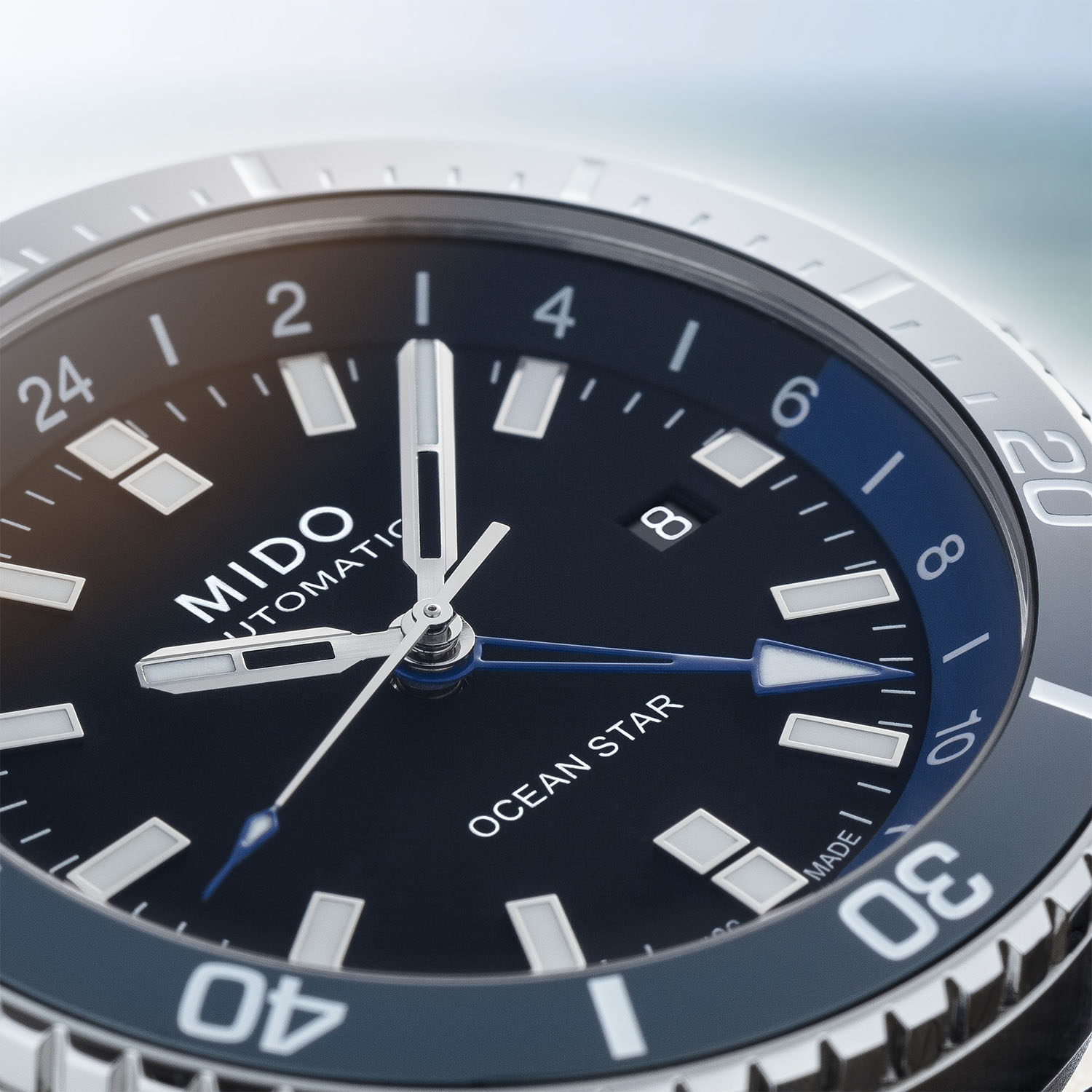 2020 Mido Ocean Star GMT