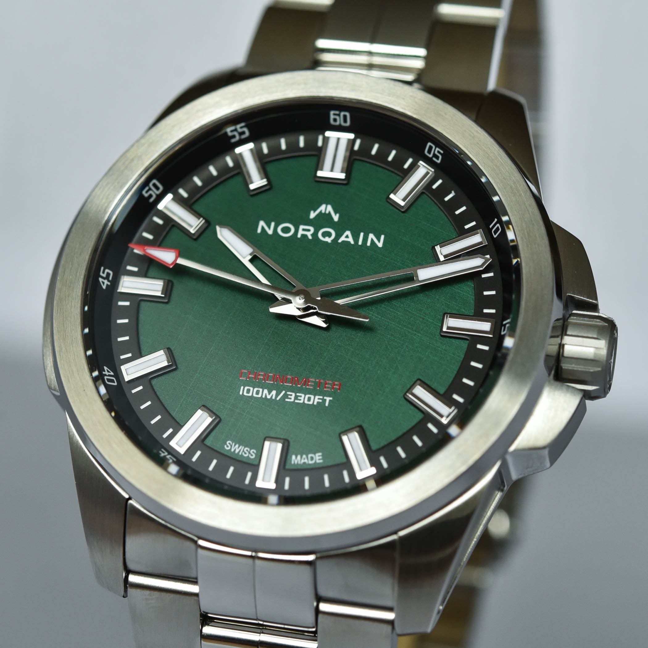 Norqain Independence 20 Kenissi Manufacture Movement