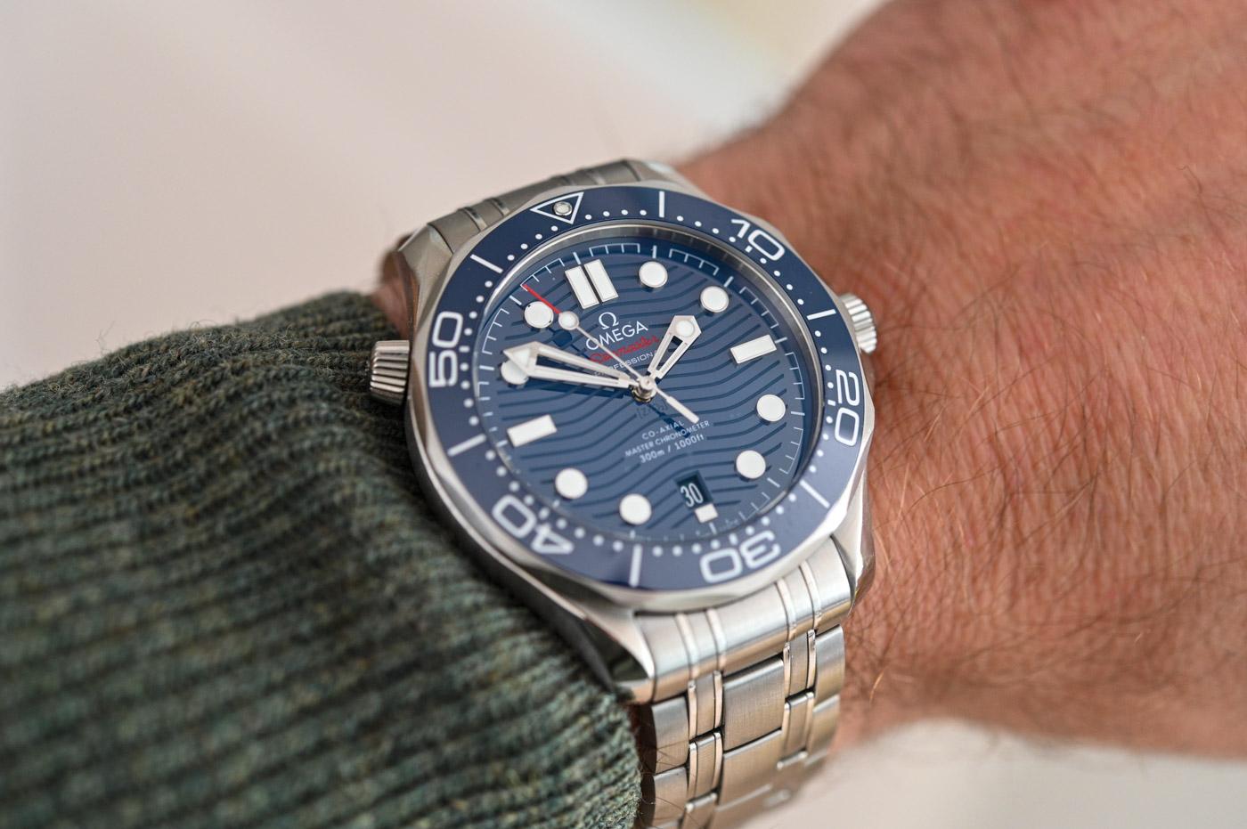 OMEGA Seasmaster Diver 300m