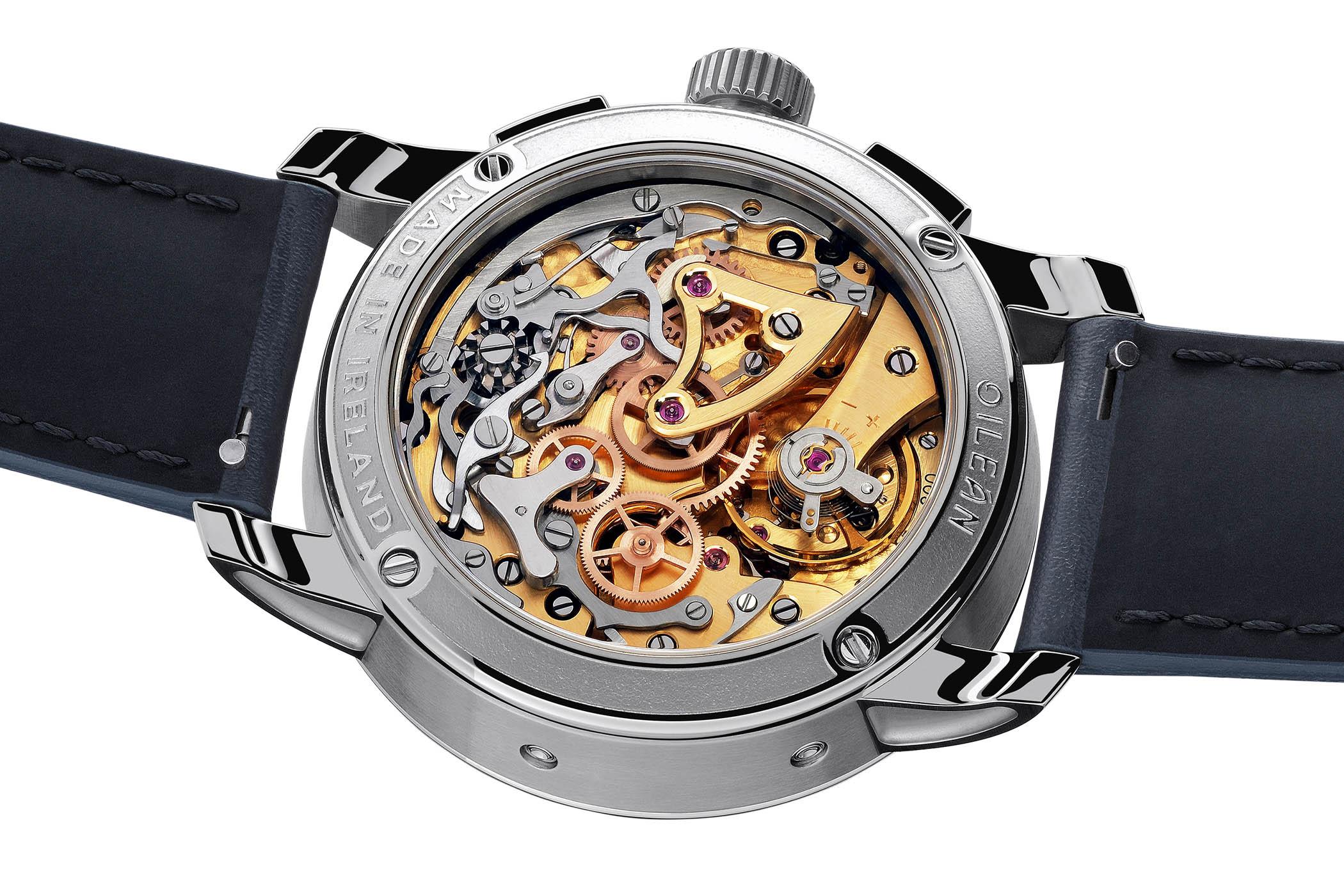 Oilean Watches by John McGonigle - H-B1 Chronograph Triple Calendar