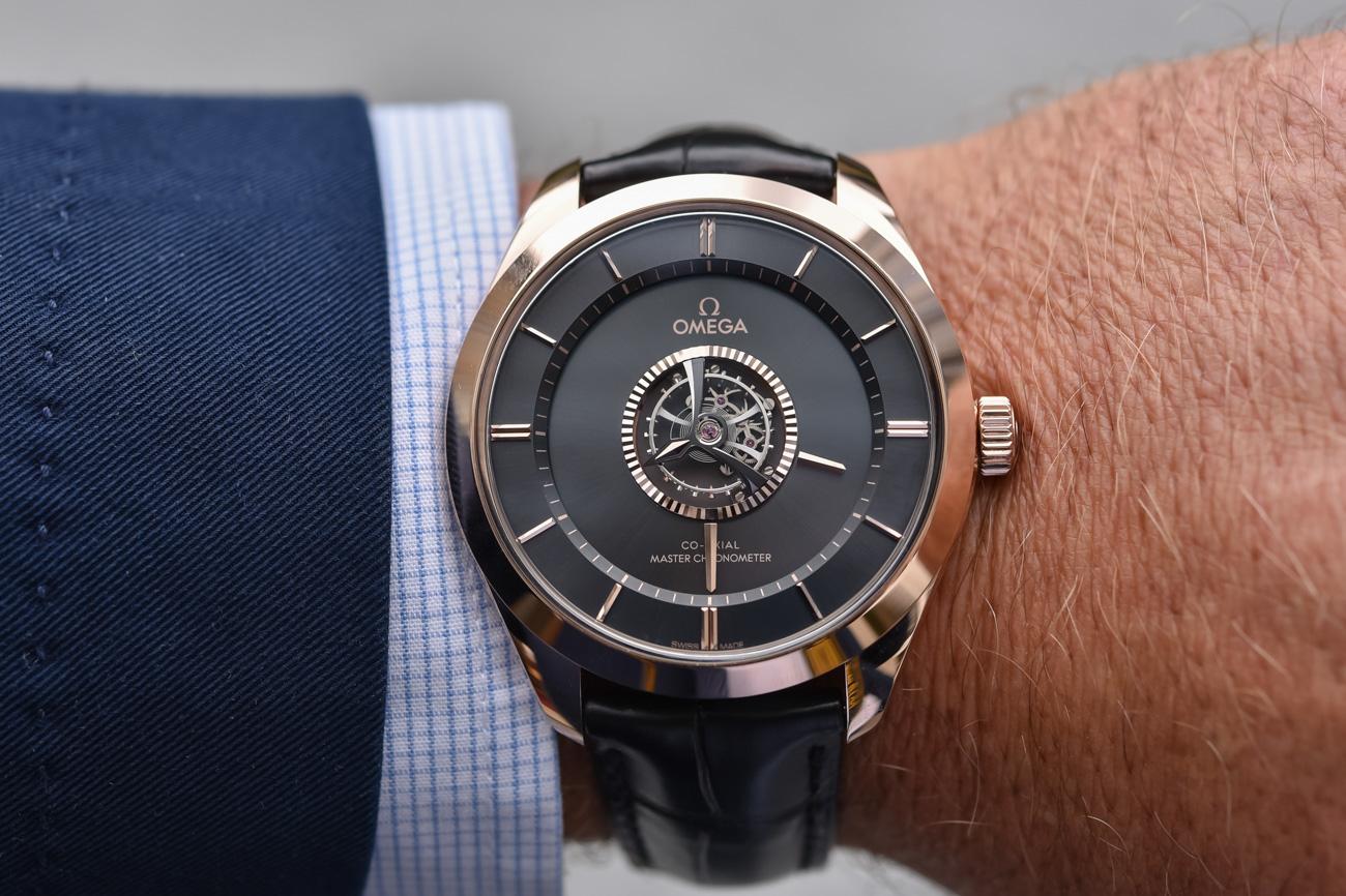 Omega De Ville Tourbillon Master Chronometer
