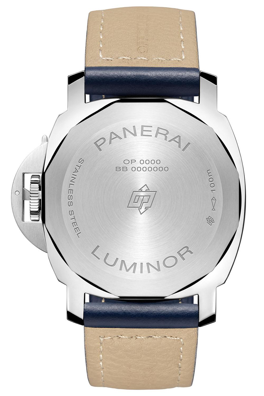 Panerai Luminor Blue Mare 44mm PAM01085