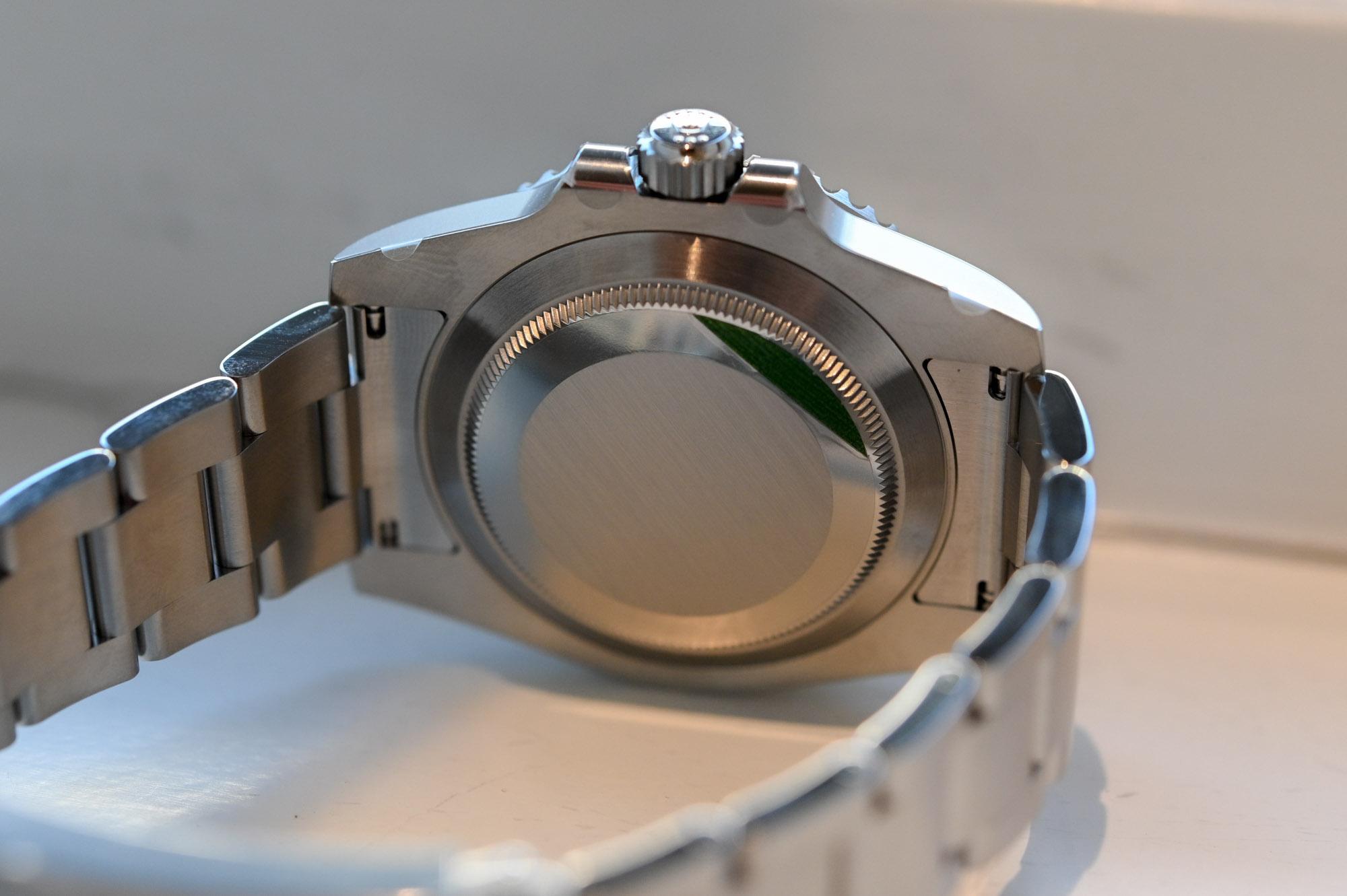Rolex Submariner Date 116610-3334