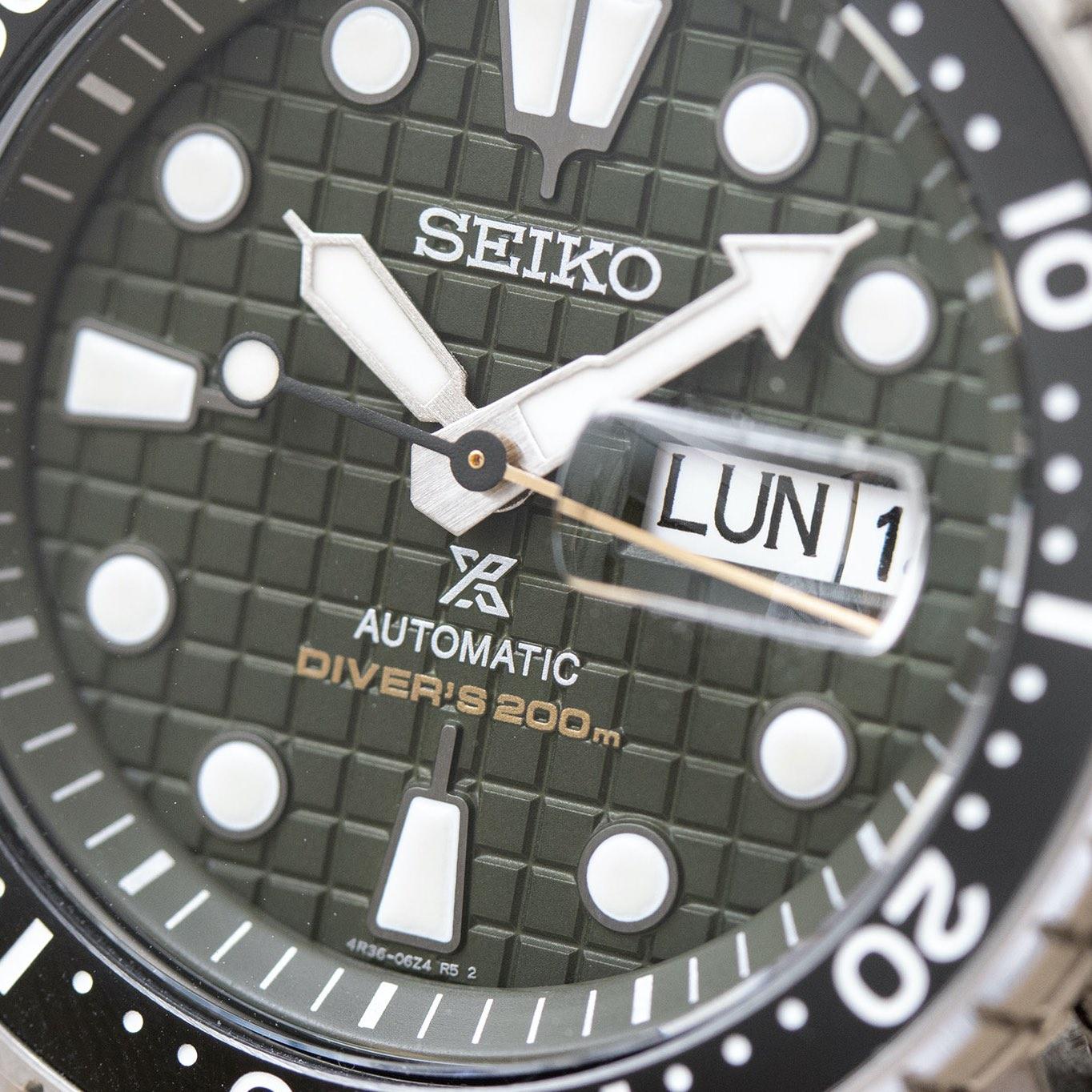 Seiko Prospex King Turtle SRPE03 SRPE05