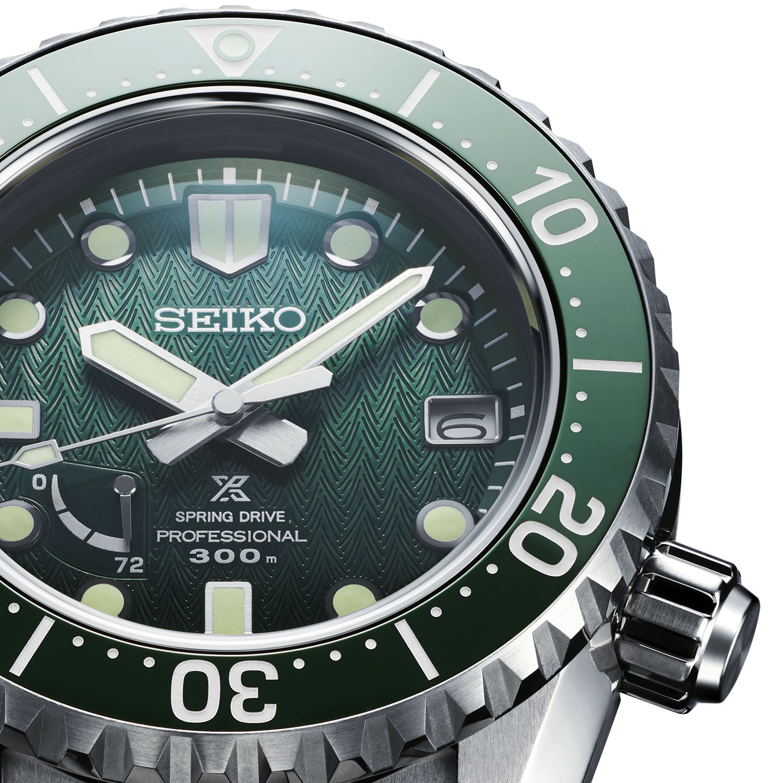 Seiko Prospex LX line Limited Edition SNR045 Spring Drive