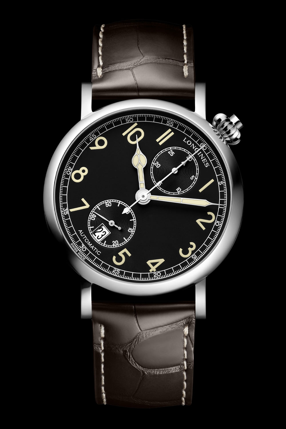The Longines Avigation Watch Type A-7 1935 - 2020 model