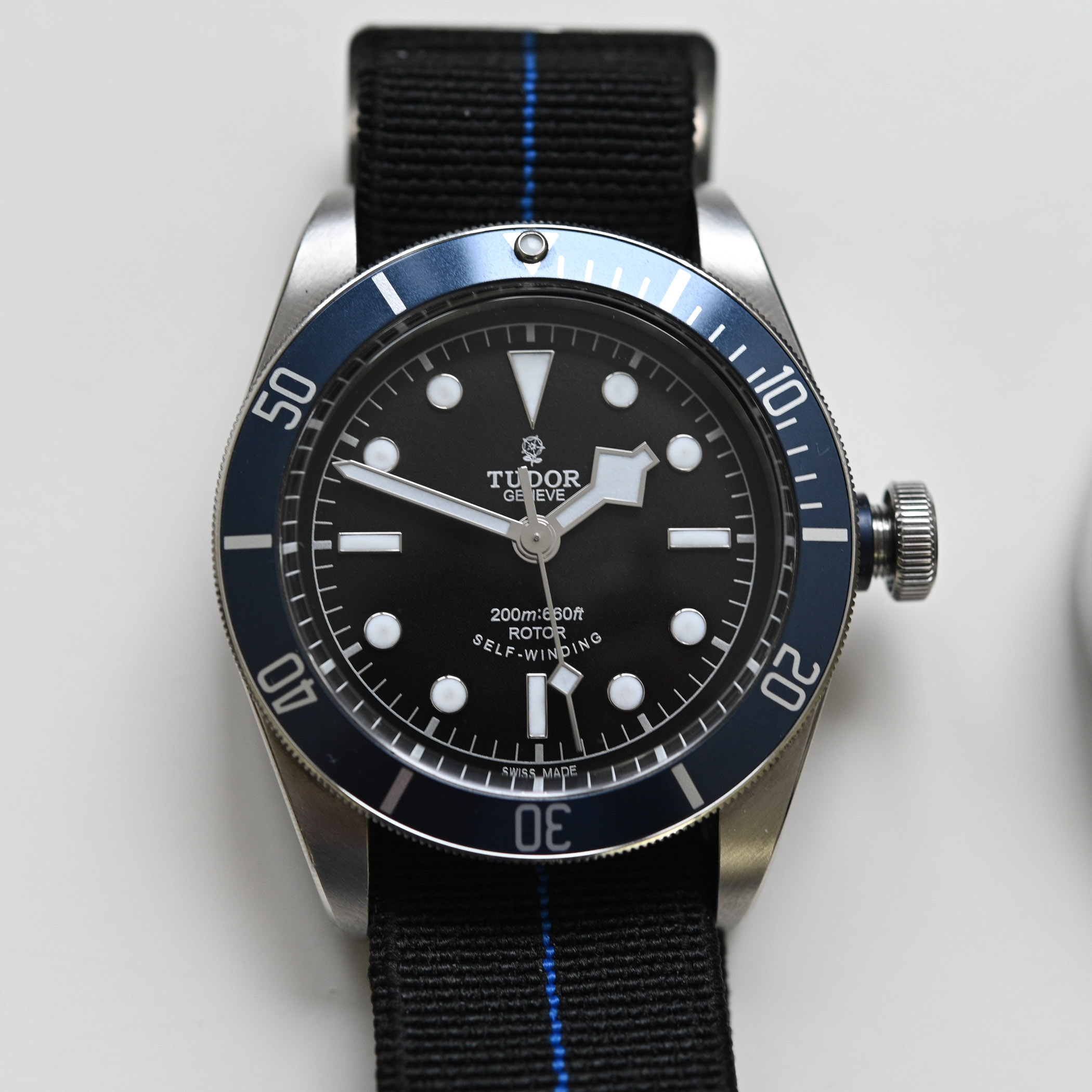 Tudor Black Bay Fifty-Eight Navy Blue BB58