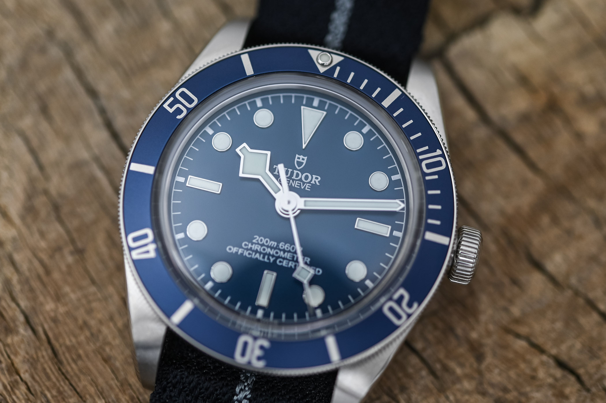 Tudor Black Bay Fifty-Eight Navy Blue BB58