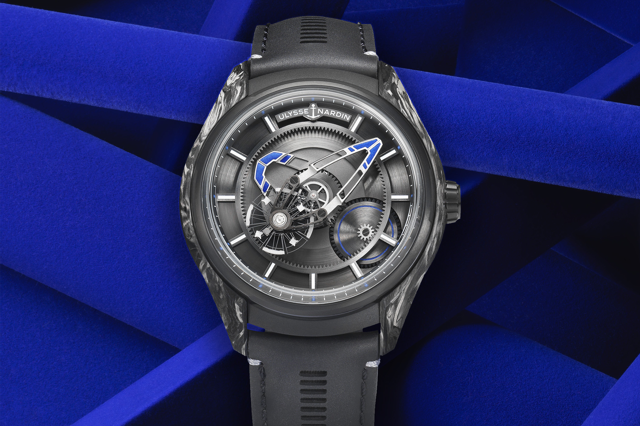Ulysse Nardin Freak X Bucherer BLUE