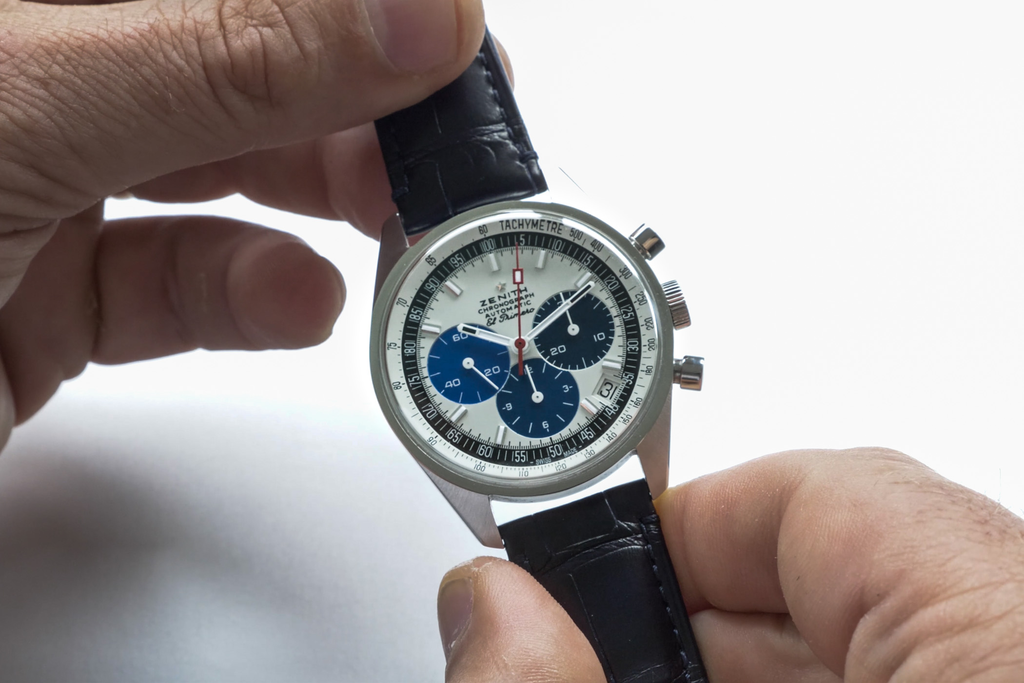 Video Review Zenith Chronomaster Revival A386 Manufacture Edition - 2