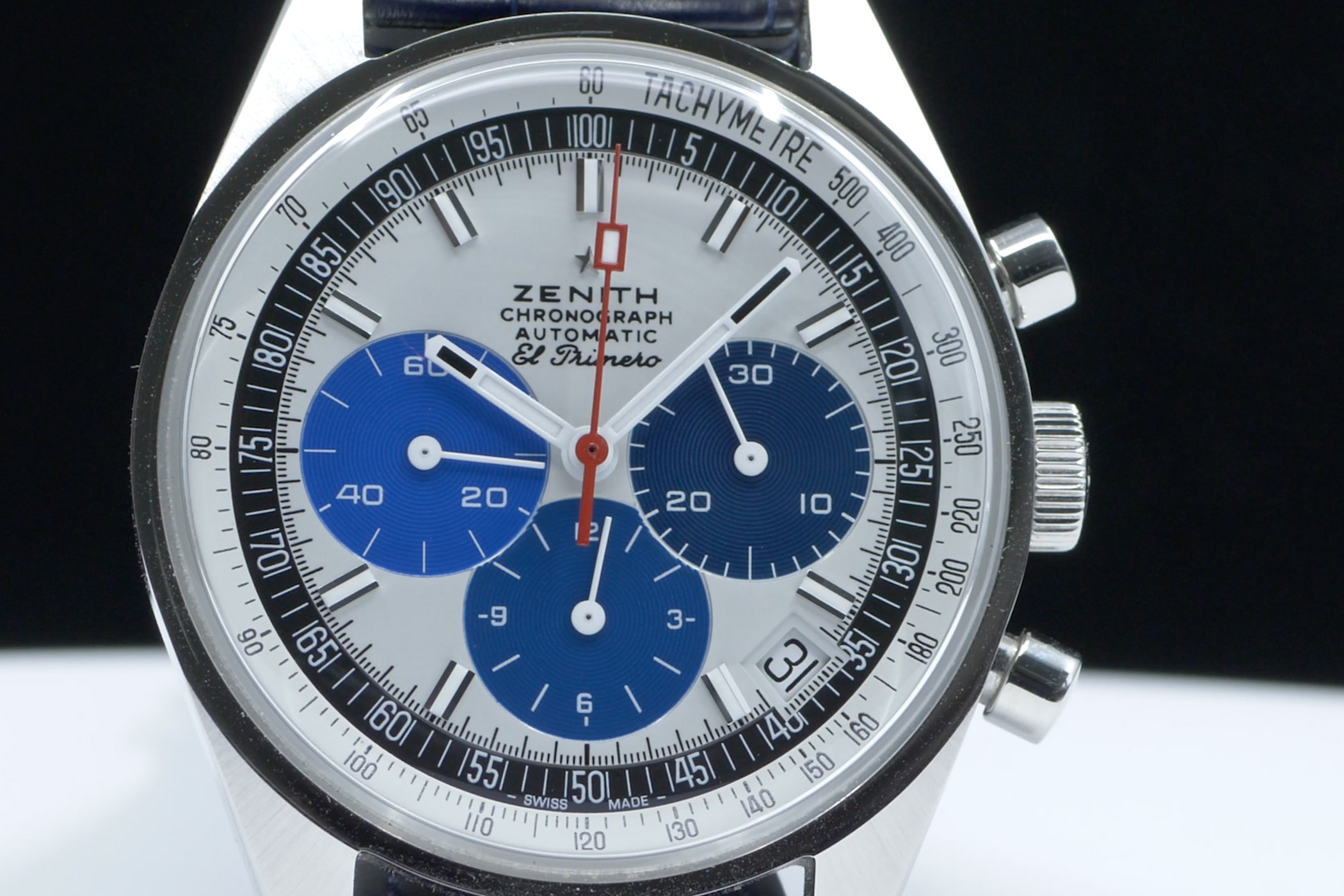 Video Review Zenith Chronomaster Revival A386 Manufacture Edition - 3