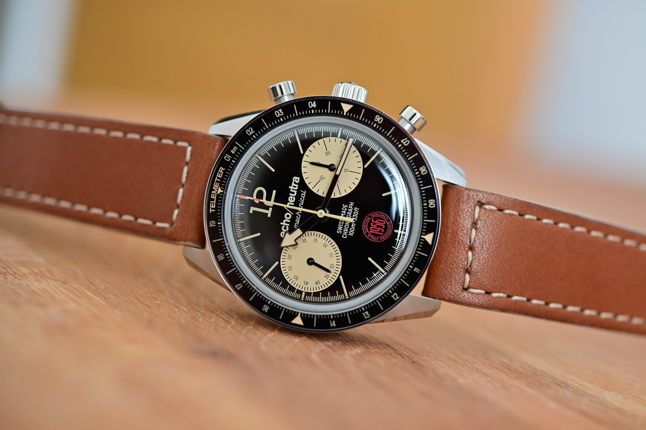 echo-neutra Cortina 1956 chronograph
