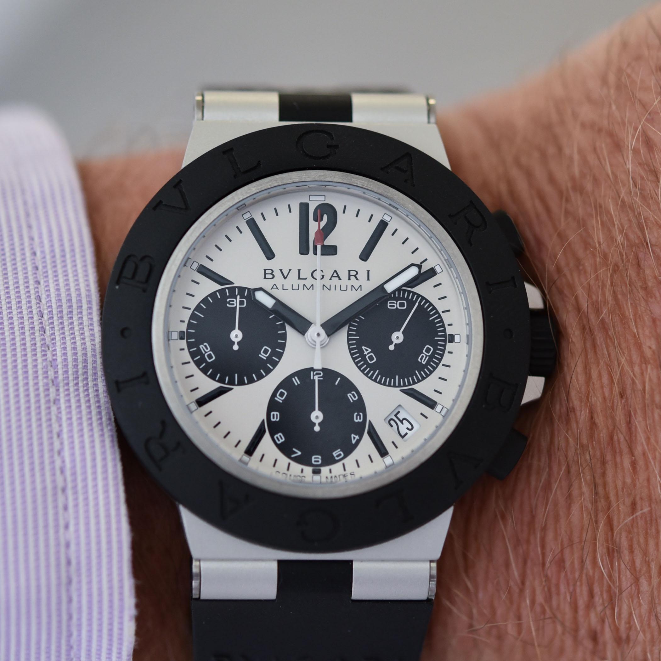 2020 Bvlgari Aluminium Watch