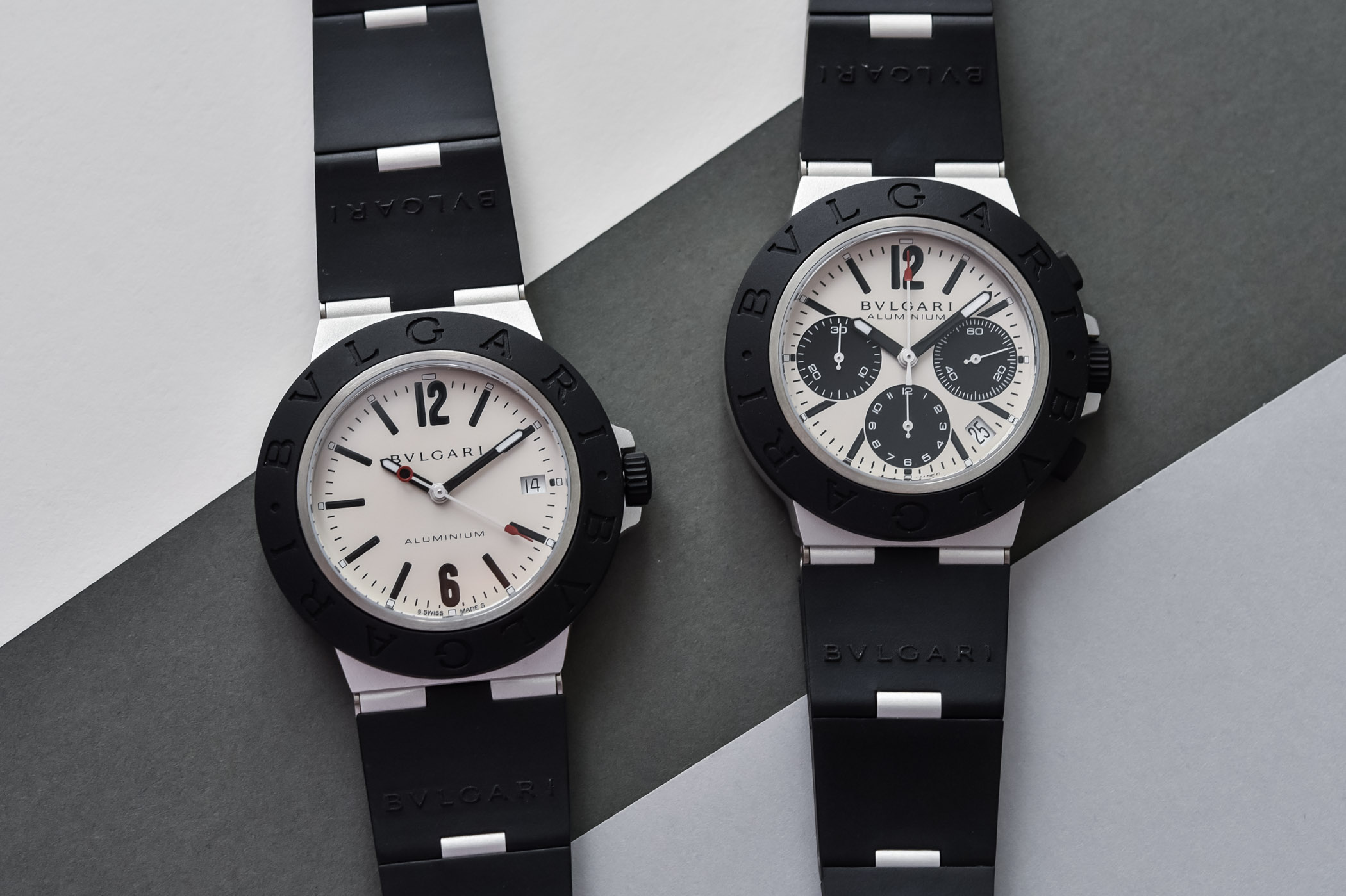 Introducing The 2020 Bvlgari Aluminium Watch Collection (Review, Price)