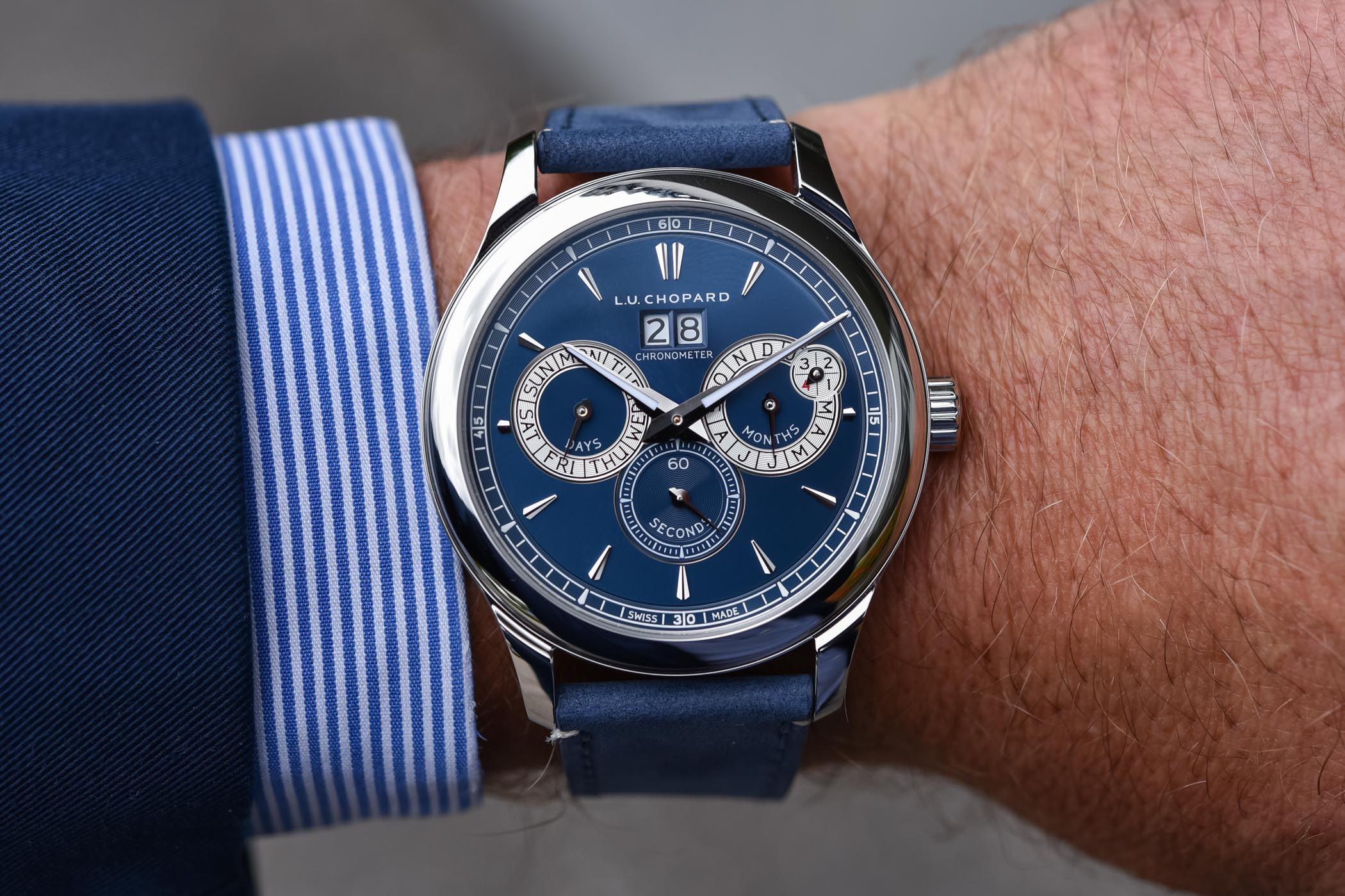 Hands-On - 2020 Chopard L.U.C Perpetual Twin Facelift (Price)