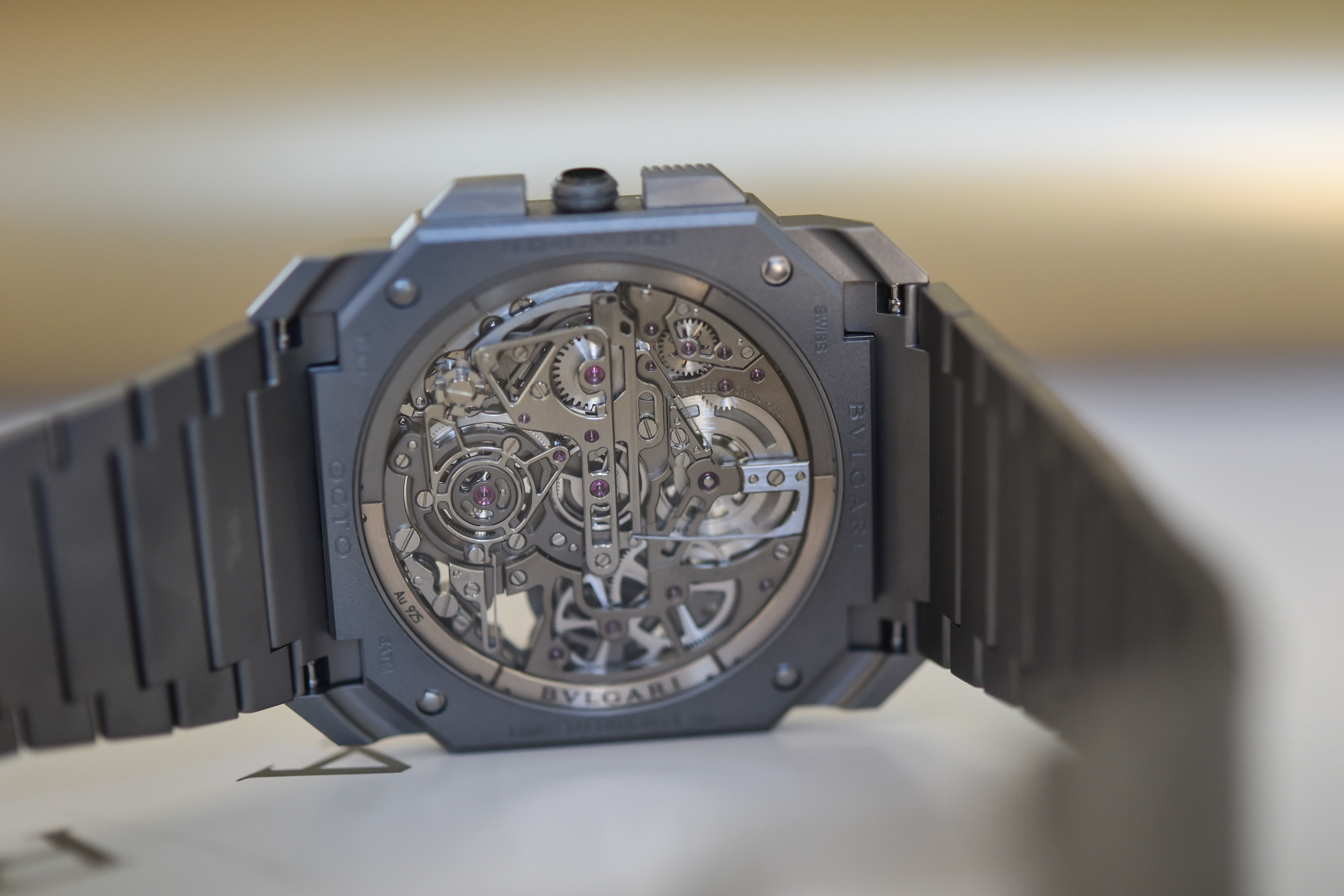 Bvlgari Octo Finissimo Tourbillon Chronograph Skeleton Automatic