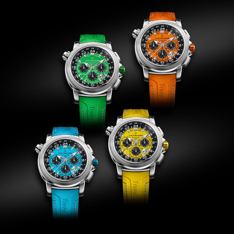 Carl F. Bucherer Patravi TravelTec Color Edition Four Seasons