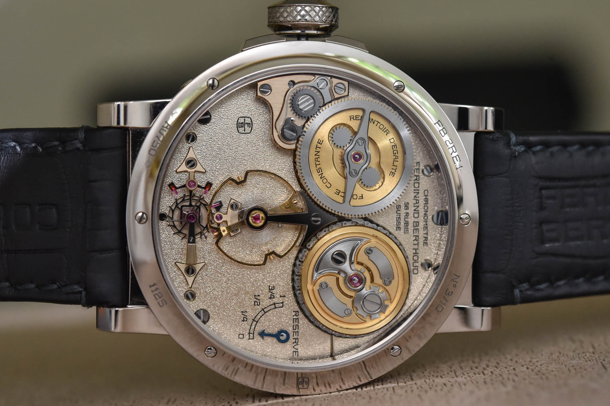 Ferdinand Berthoud Chronometre FB 2RE - 11
