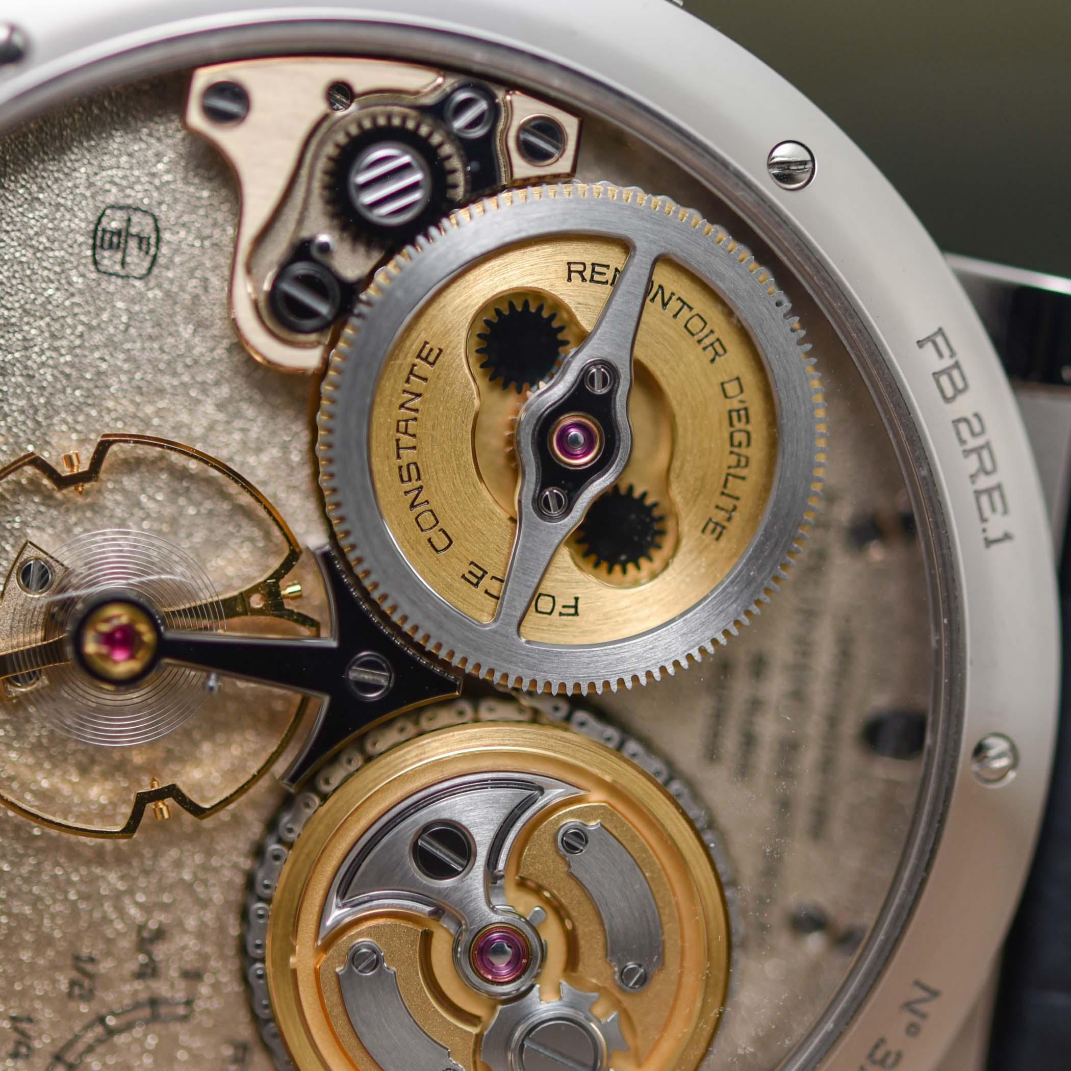 Ferdinand Berthoud Chronometre FB 2RE - 12