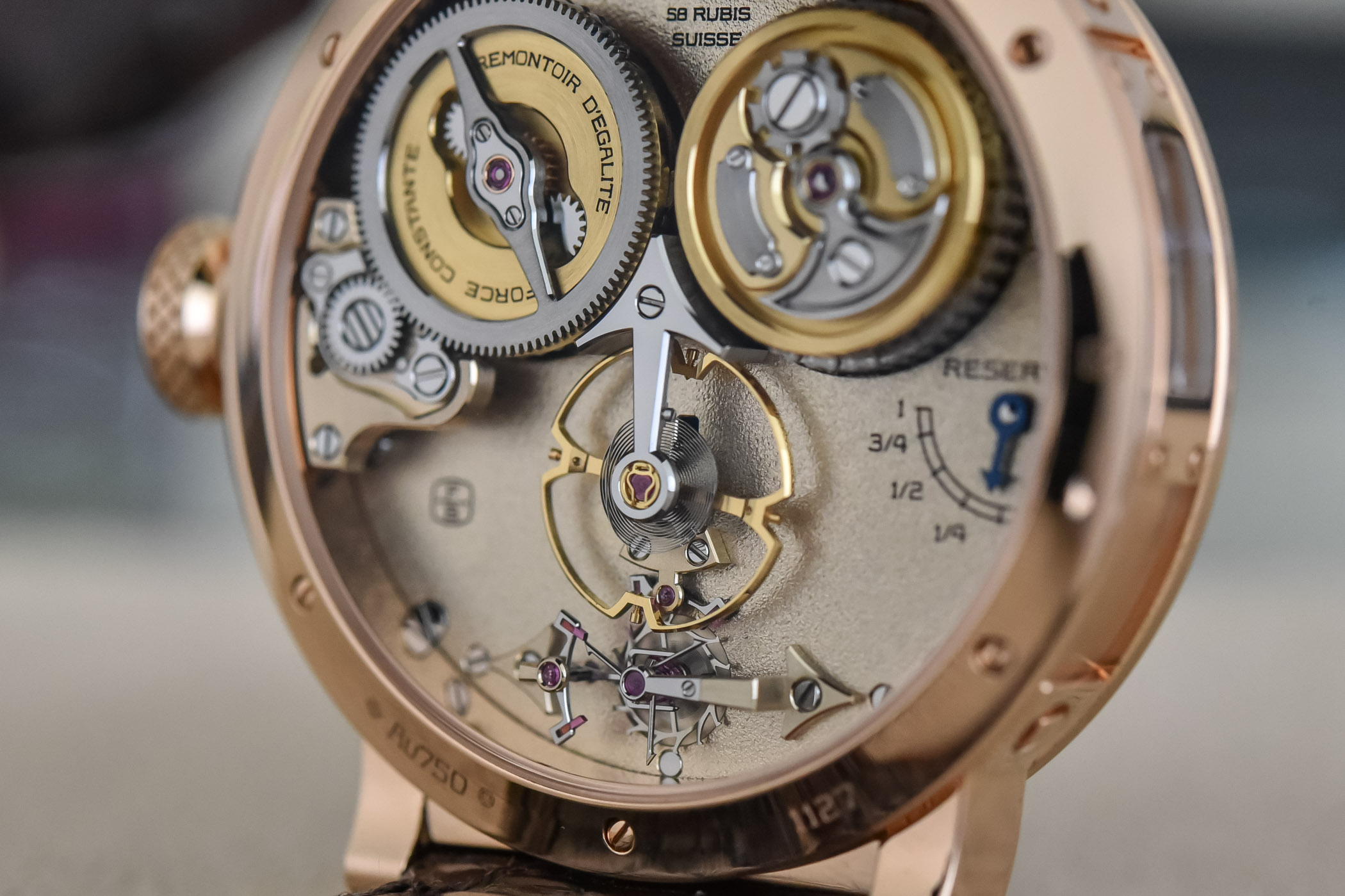 Ferdinand Berthoud Chronometre FB 2RE - 7