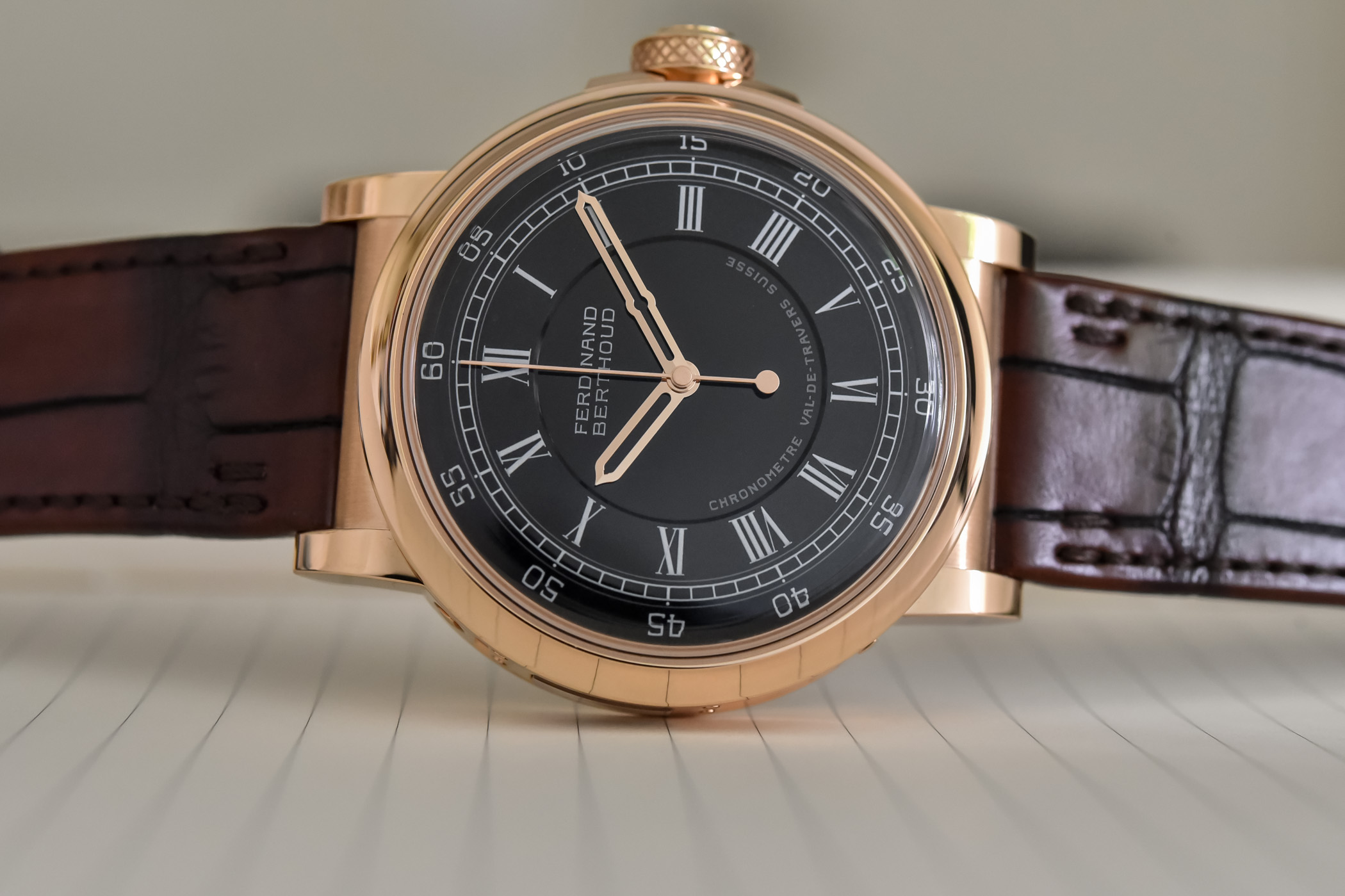 Ferdinand Berthoud Chronometre FB 2RE - 9