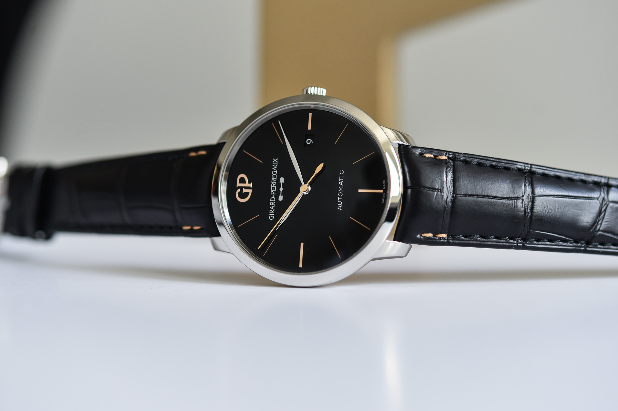 Girard-Perregaux 1966 Infinity Edition Black Onyx - 3