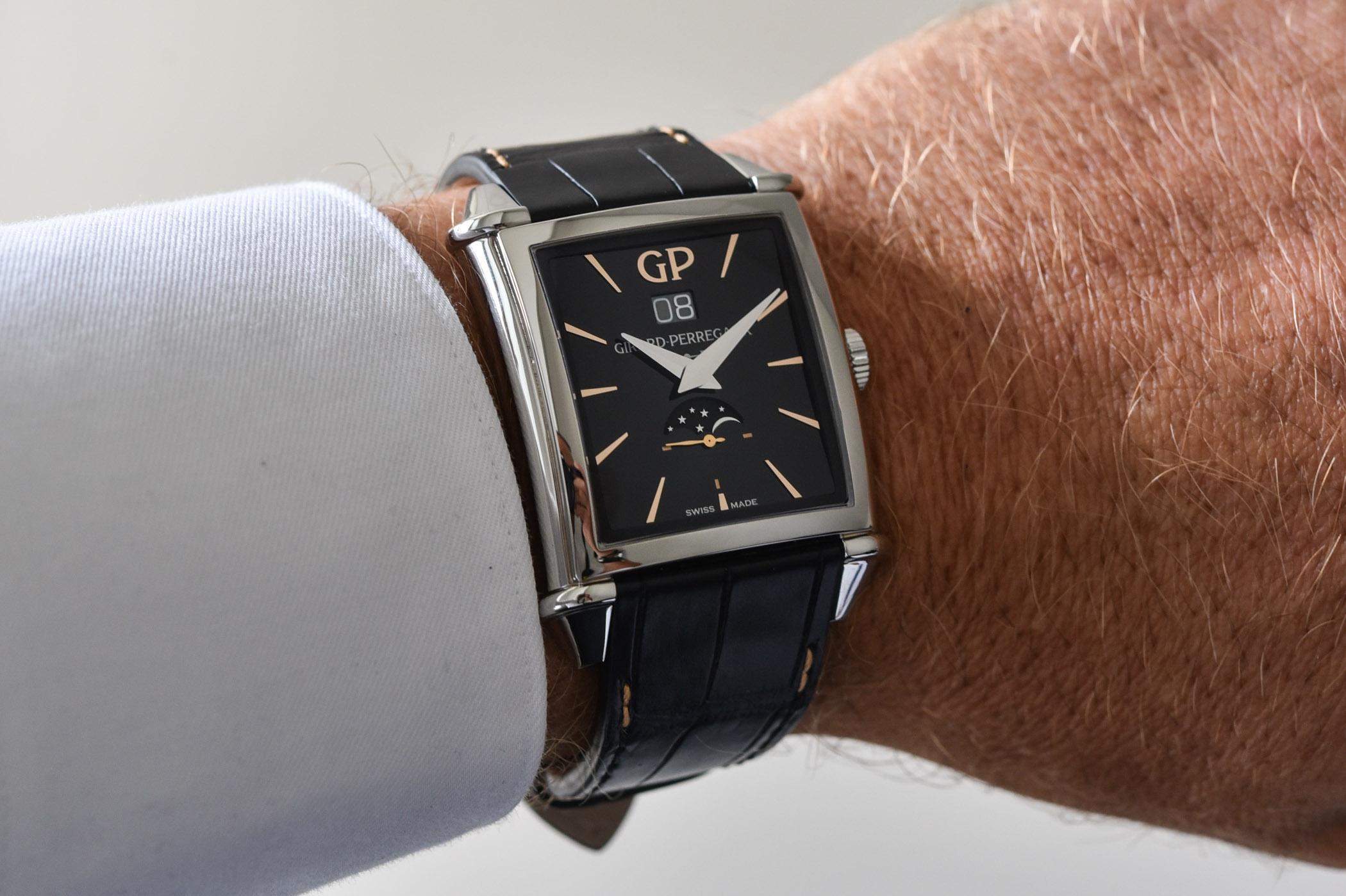 Girard-Perregaux Vintage 1945 Infinity Edition Black Onyx - 1