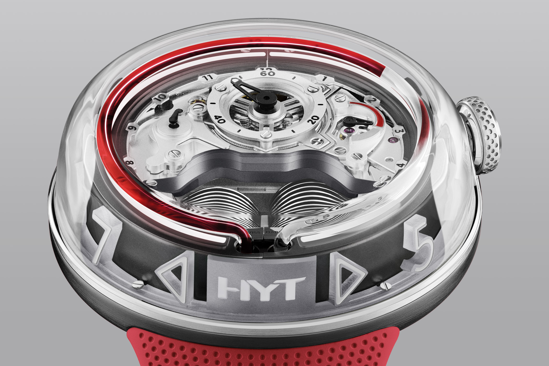 HYT H5 Red Limited edition
