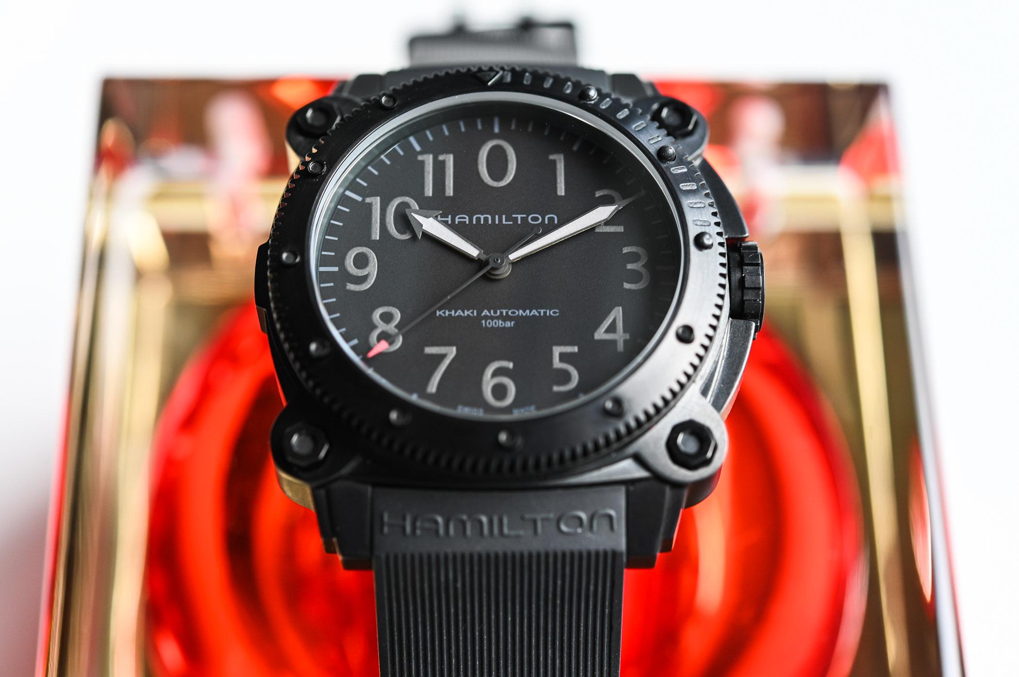 Hamilton Khaki Navy BeLOWZERO Tenet Limited Edition - 3