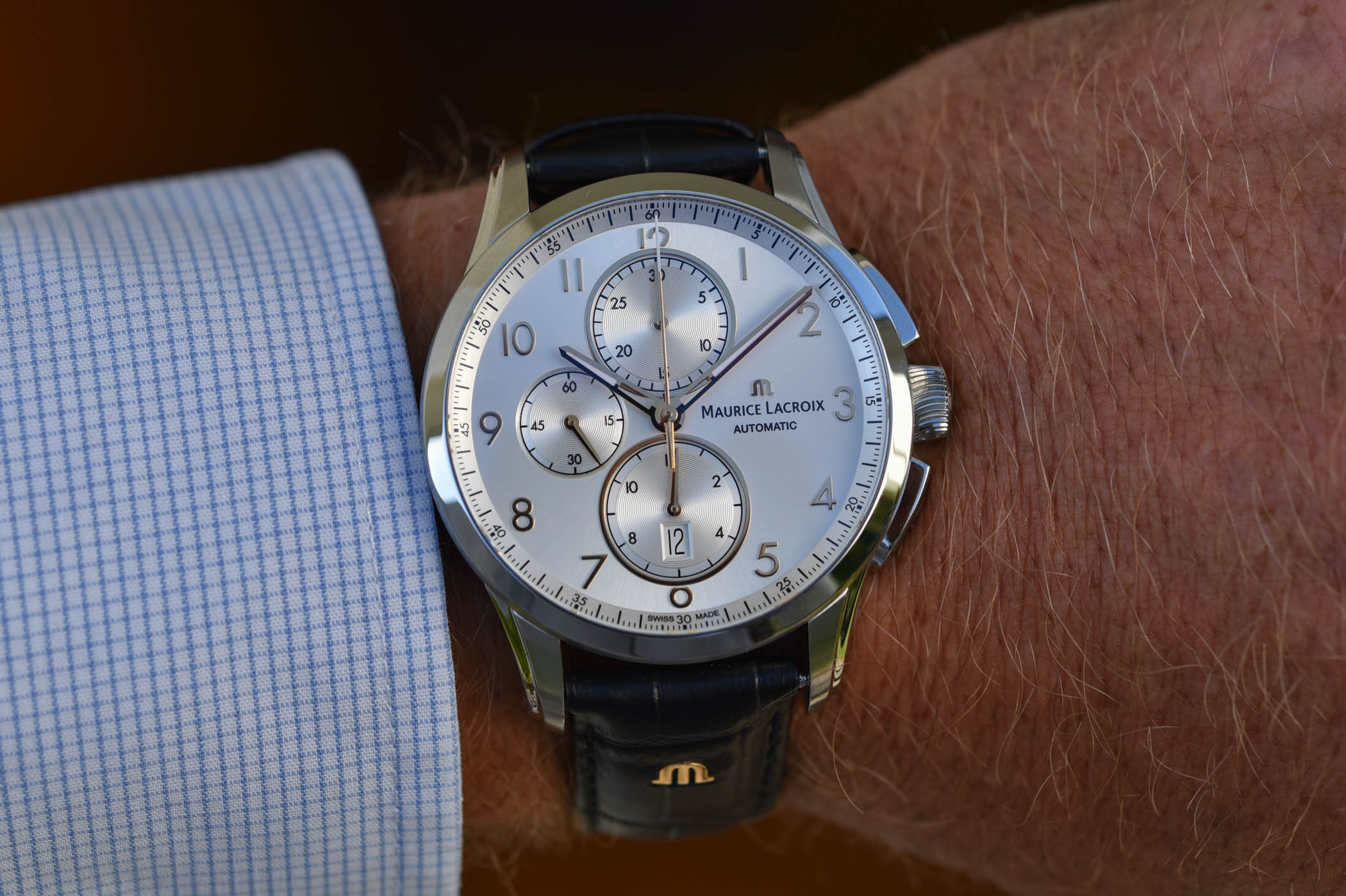 Maurice Lacroix Pontos Chronograph Automatic 2020 - 4
