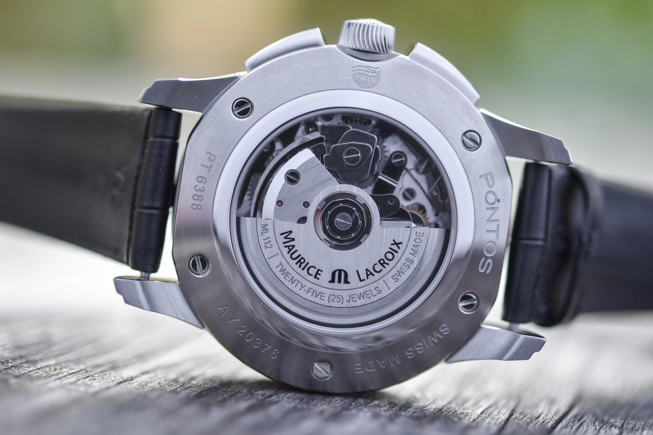 Maurice Lacroix Pontos Chronograph Automatic 2020 - 7