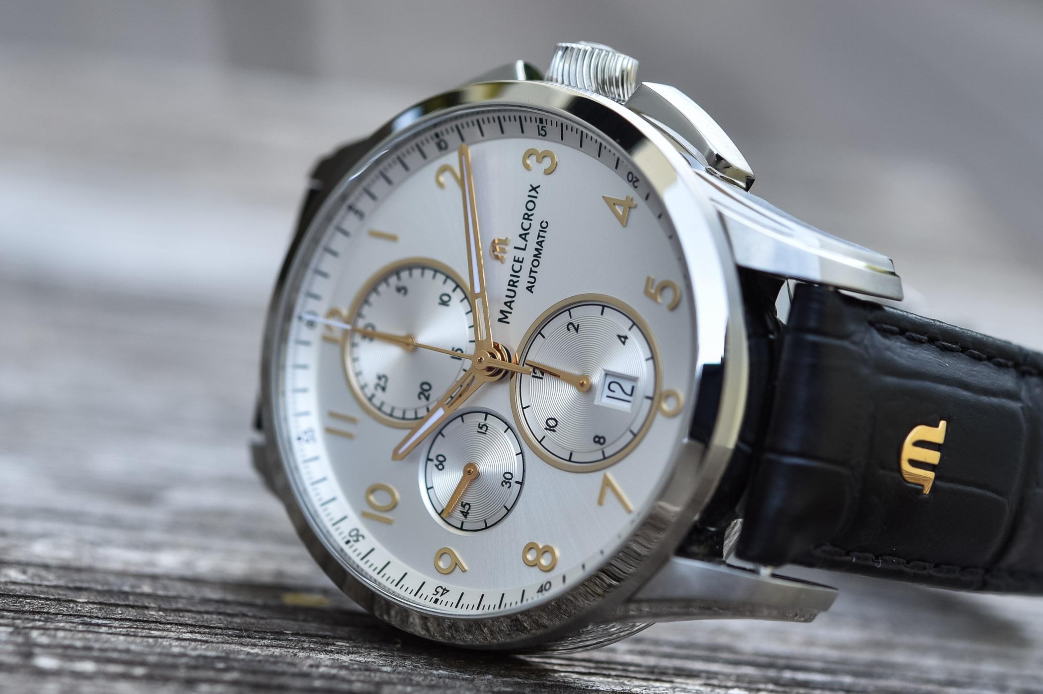 Maurice Lacroix Pontos Chronograph Automatic 2020 - 8