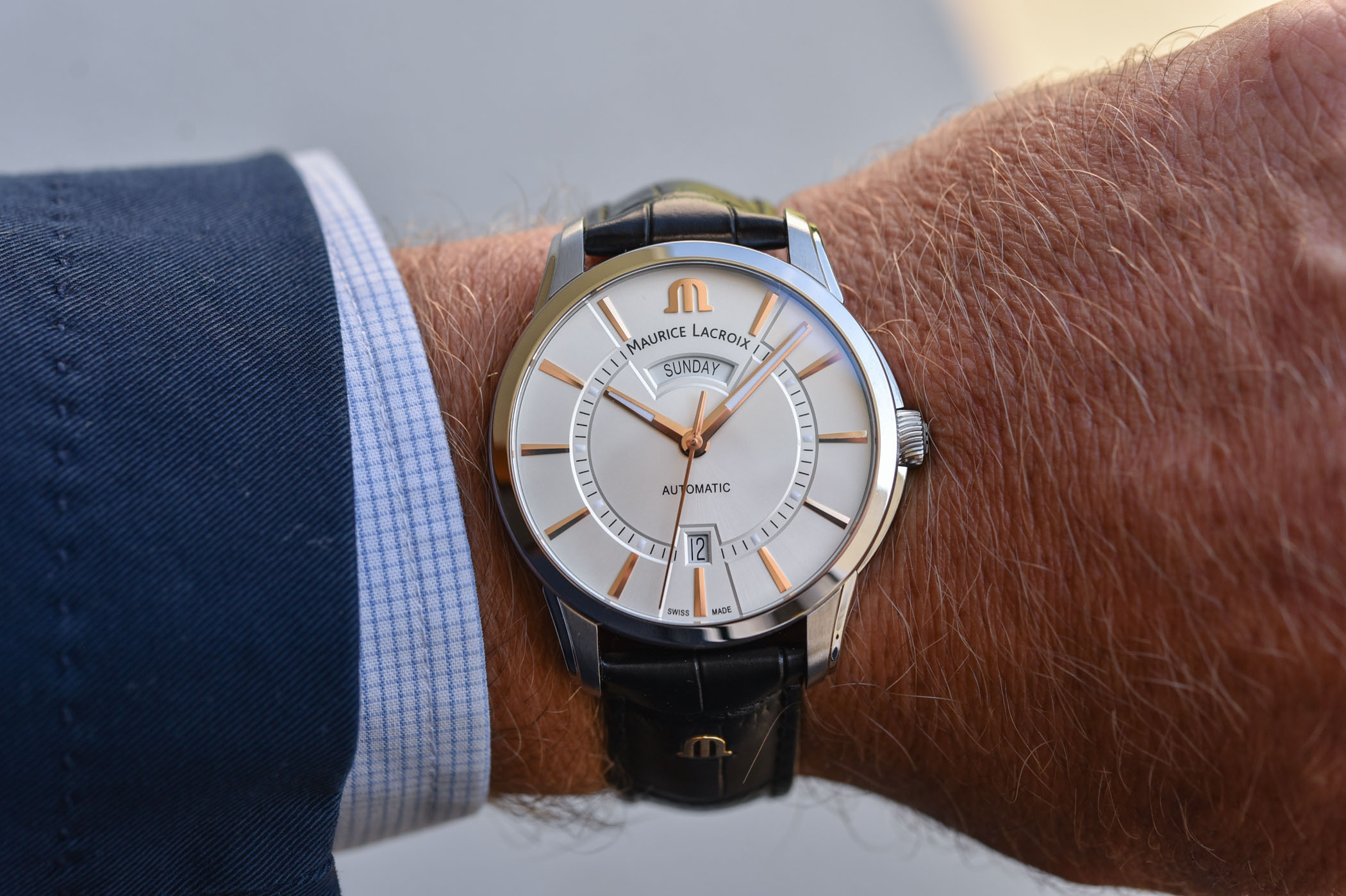 Maurice Lacroix Pontos Day-Date 2020 - 1