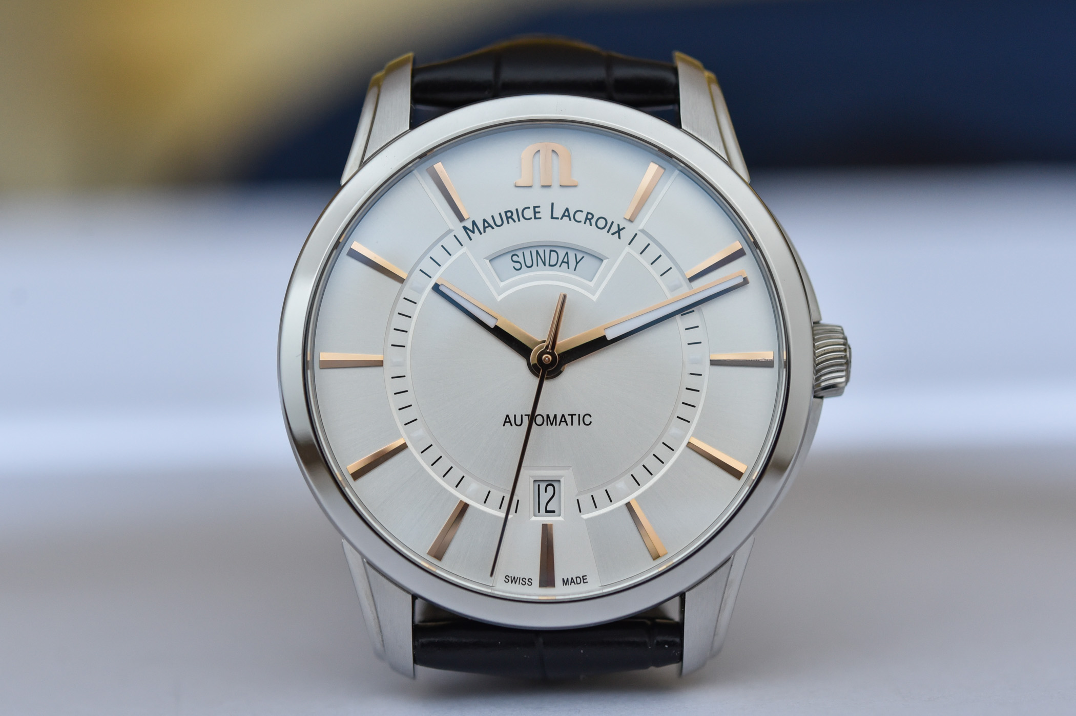 Maurice Lacroix Pontos Day-Date 2020 - 3