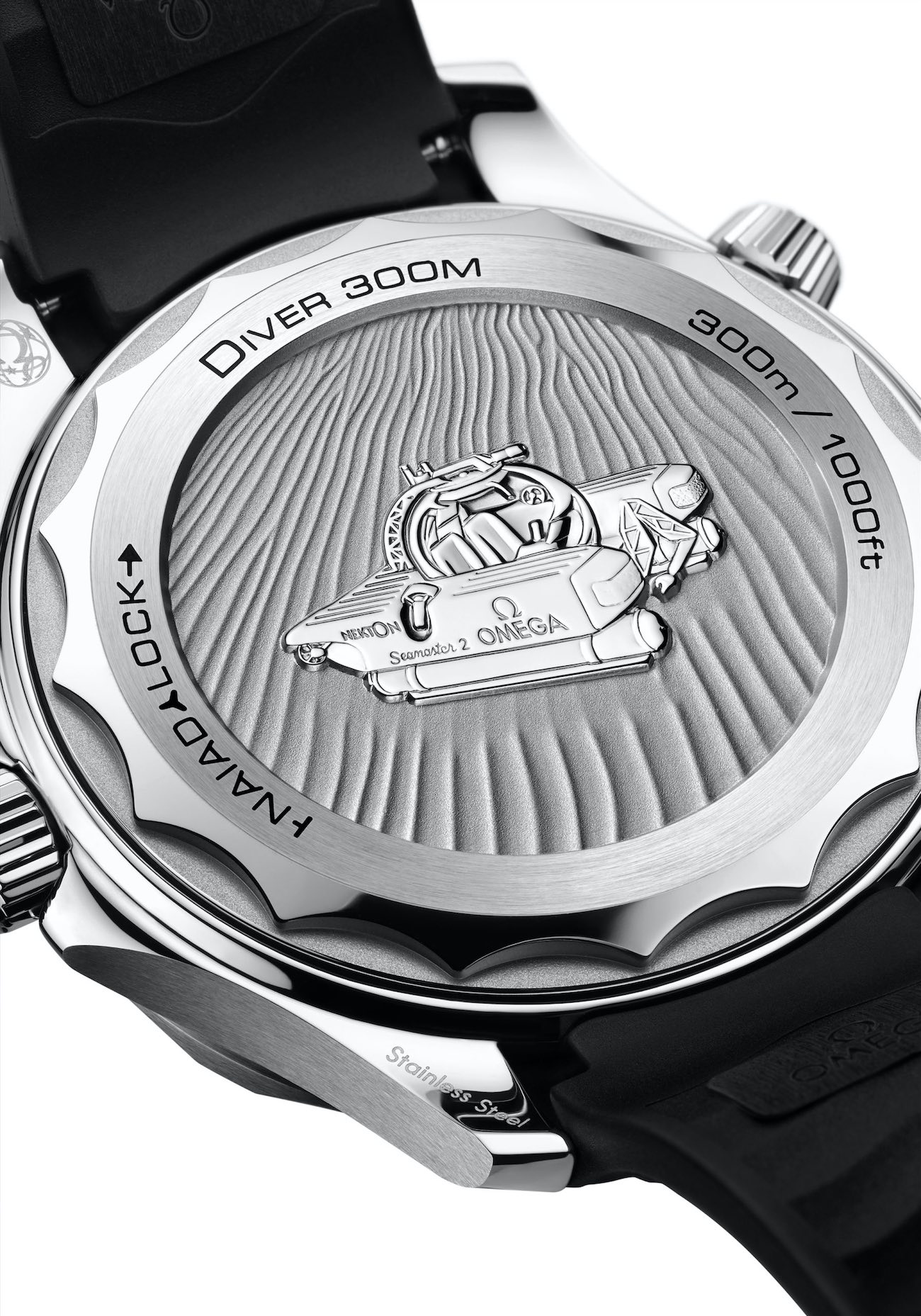 Omega Seamaster Diver 300M Nekton Edition 210-32-42-20-01-002 - 4