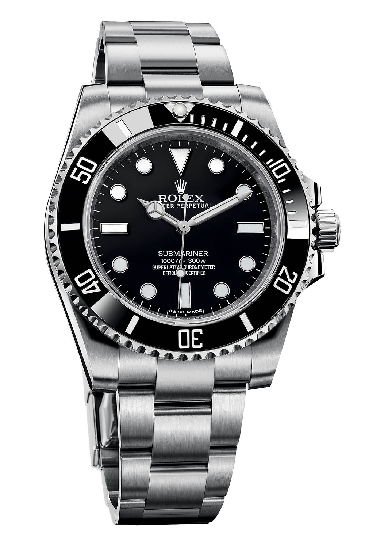Rolex Submariner 114060 no date