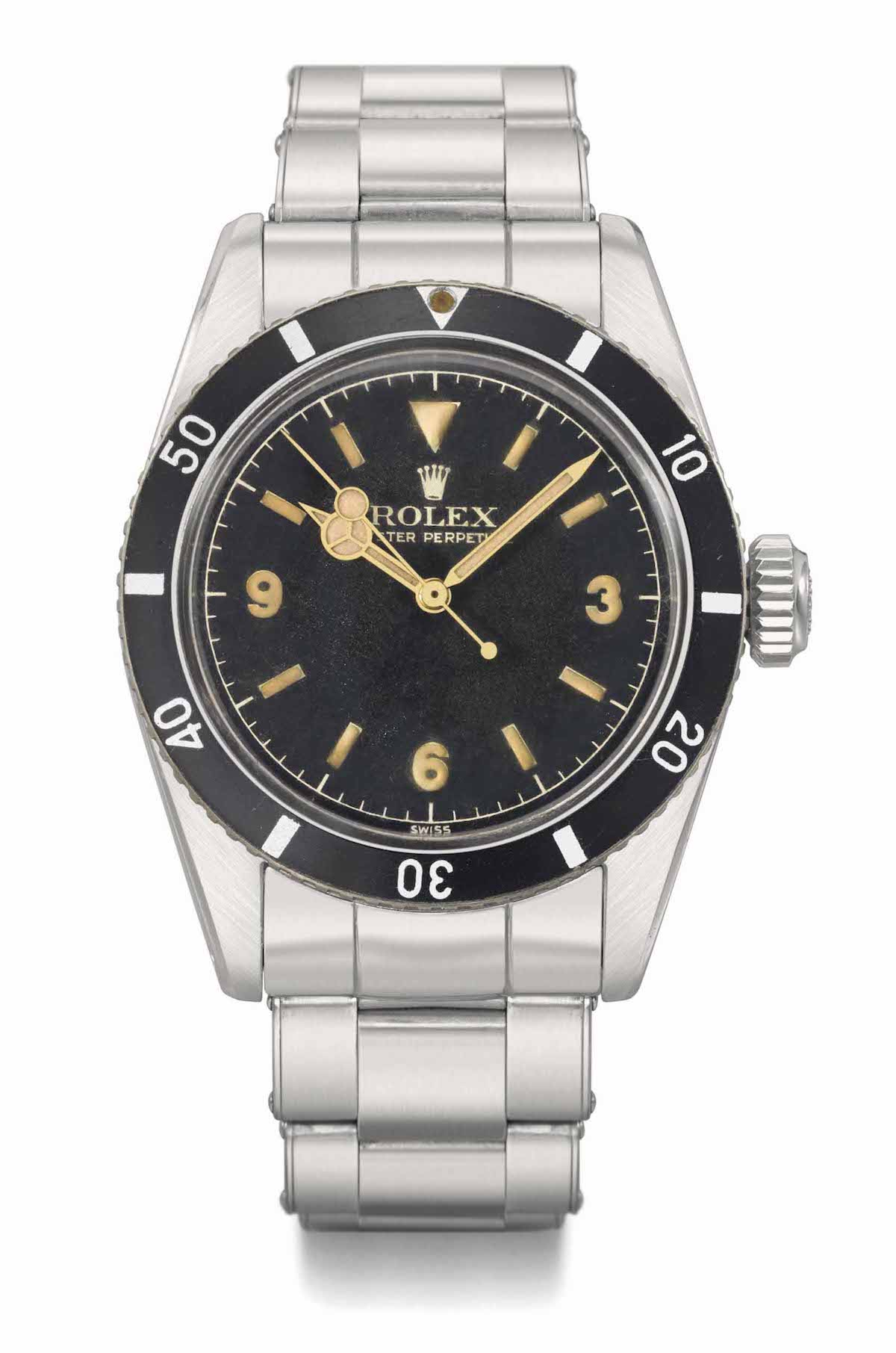 Rolex Submariner 6200 Explorer Dial - 1