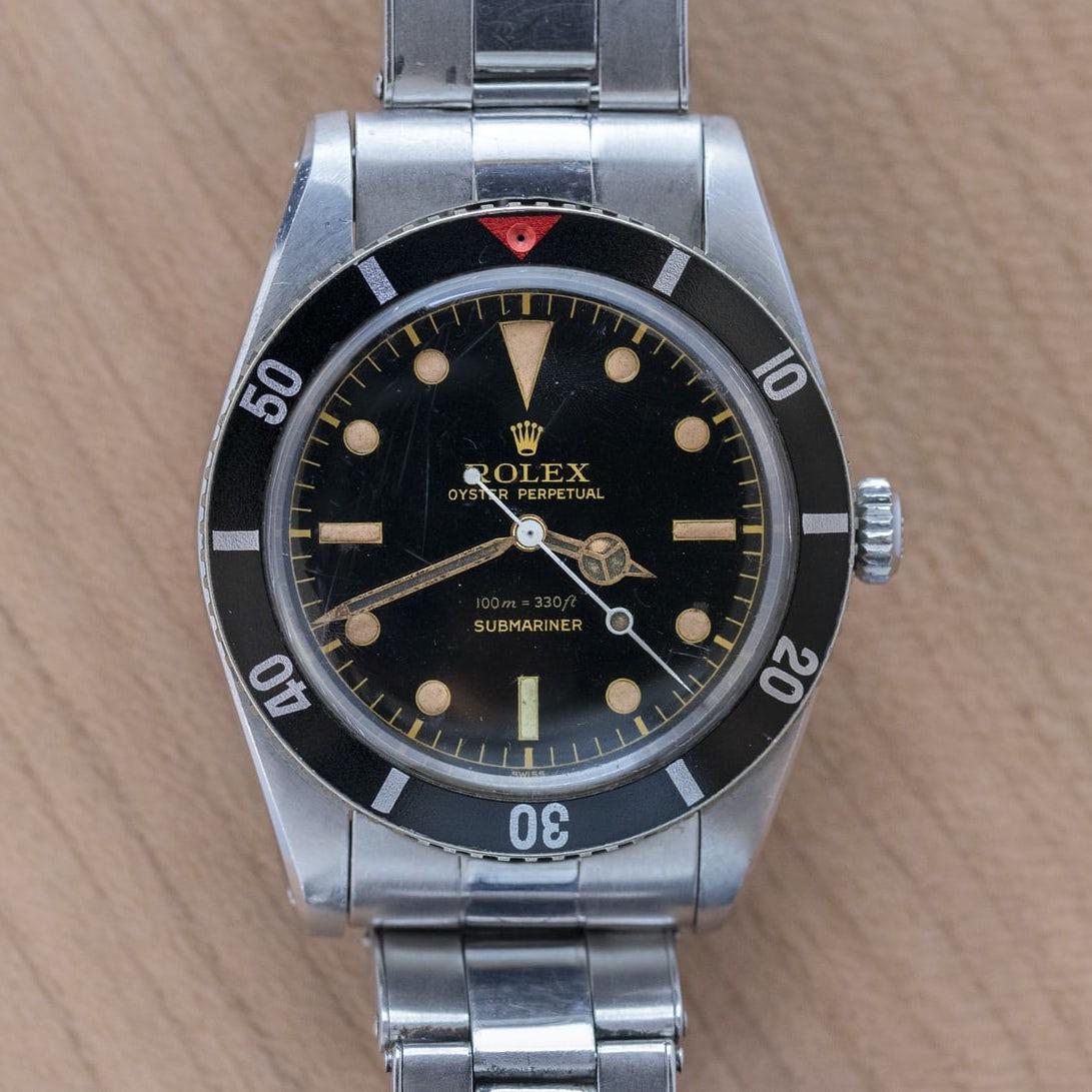 Rolex Submariner 6536-1 - 1