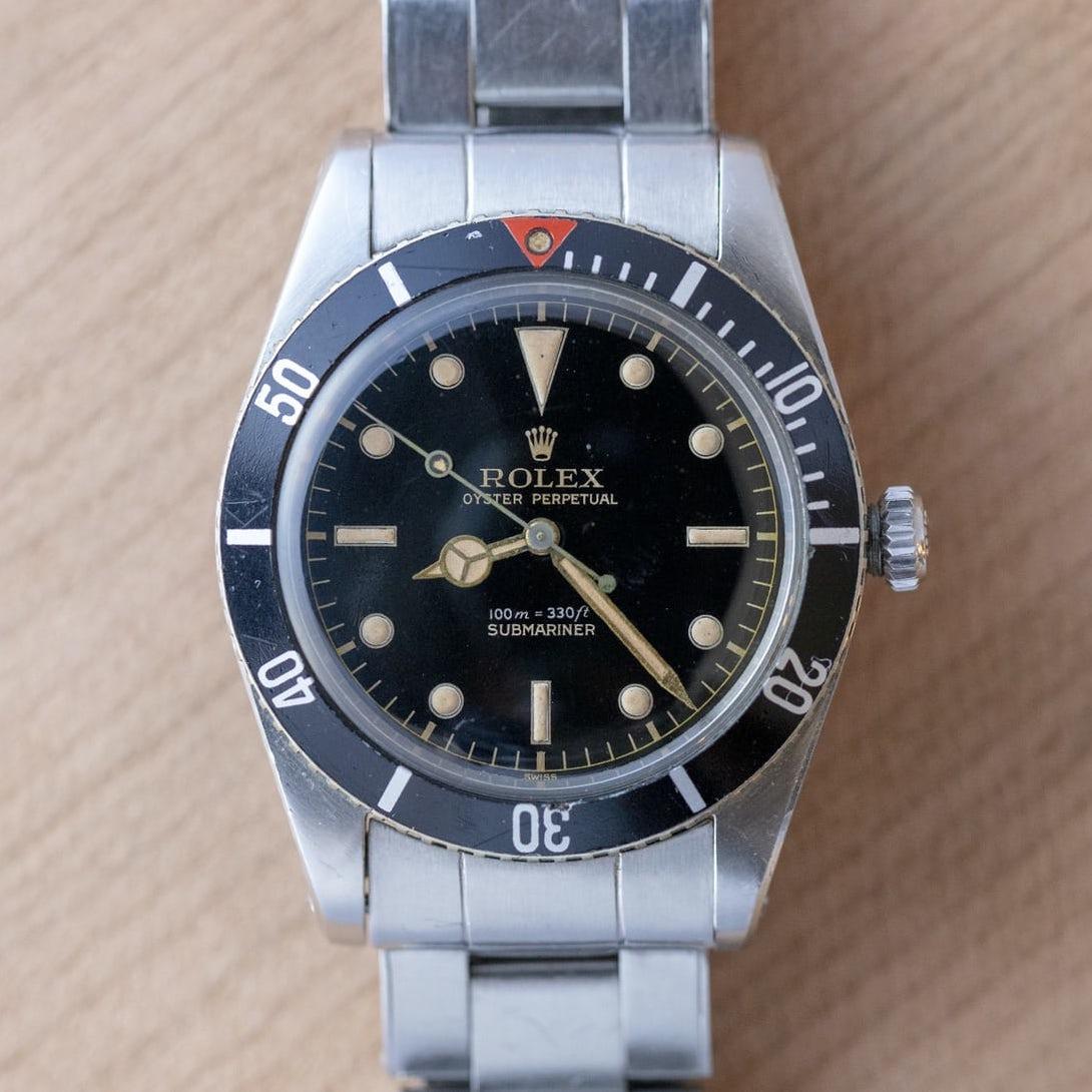 Rolex Submariner 6536-1 - 2