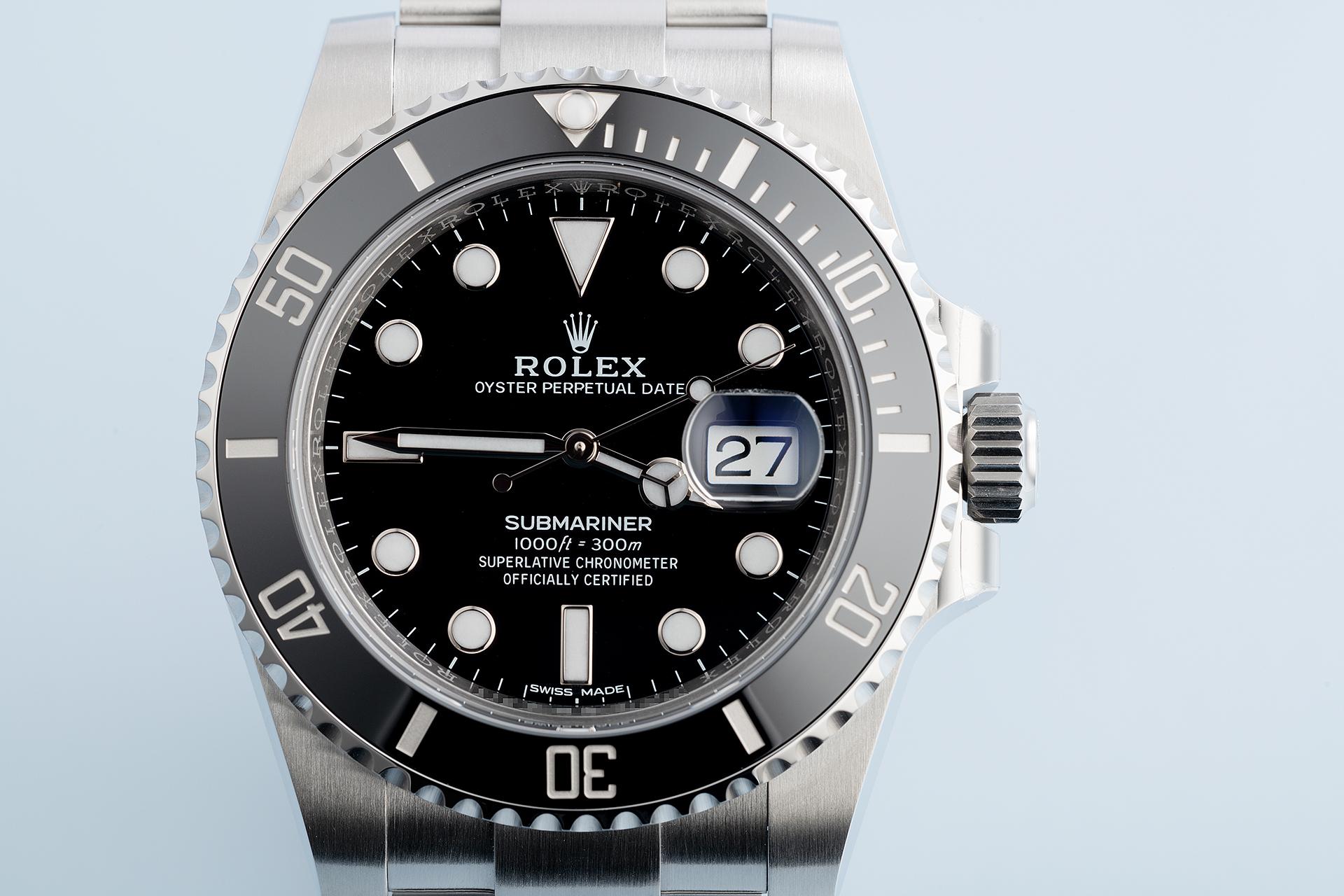 Rolex Submariner Date 116610LN - 1