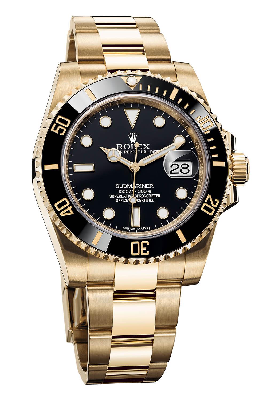 Rolex Submariner Date 116618LN