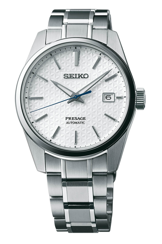 Seiko Presage Sharp Edged Series SPB165J1