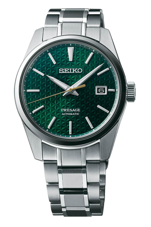 Seiko Presage Sharp Edged Series SPB169J1