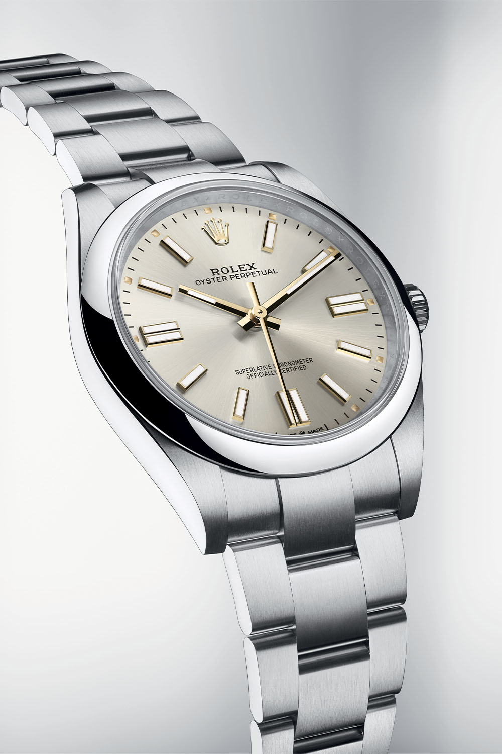 2020 Rolex Oyster Perpetual 41 reference 124300 - 4