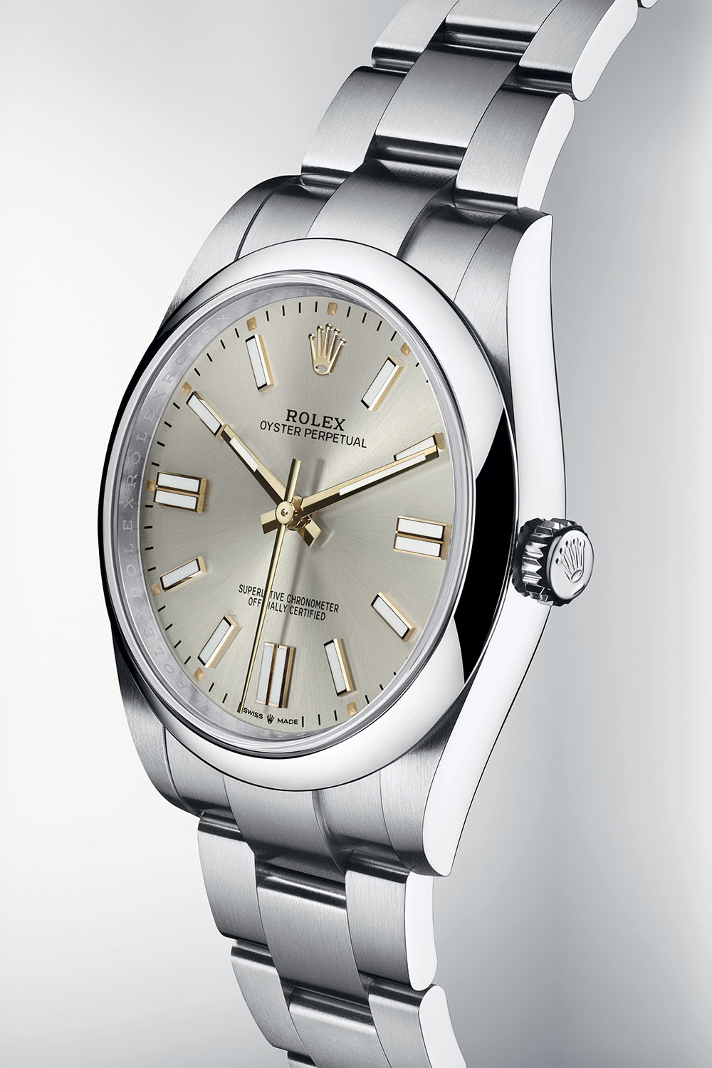 2020 Rolex Oyster Perpetual 41 reference 124300 - 5