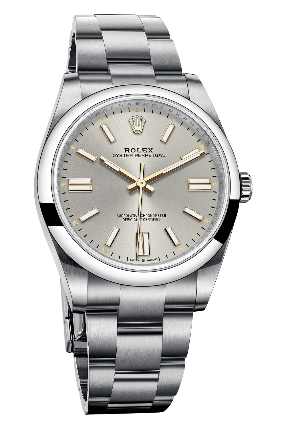 2020 Rolex Oyster Perpetual 41 reference 124300 - 8