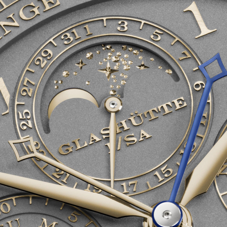 A. Lange & Sohne Tourbograph Perpetual Honeygold Homage to F. A. Lange - 7