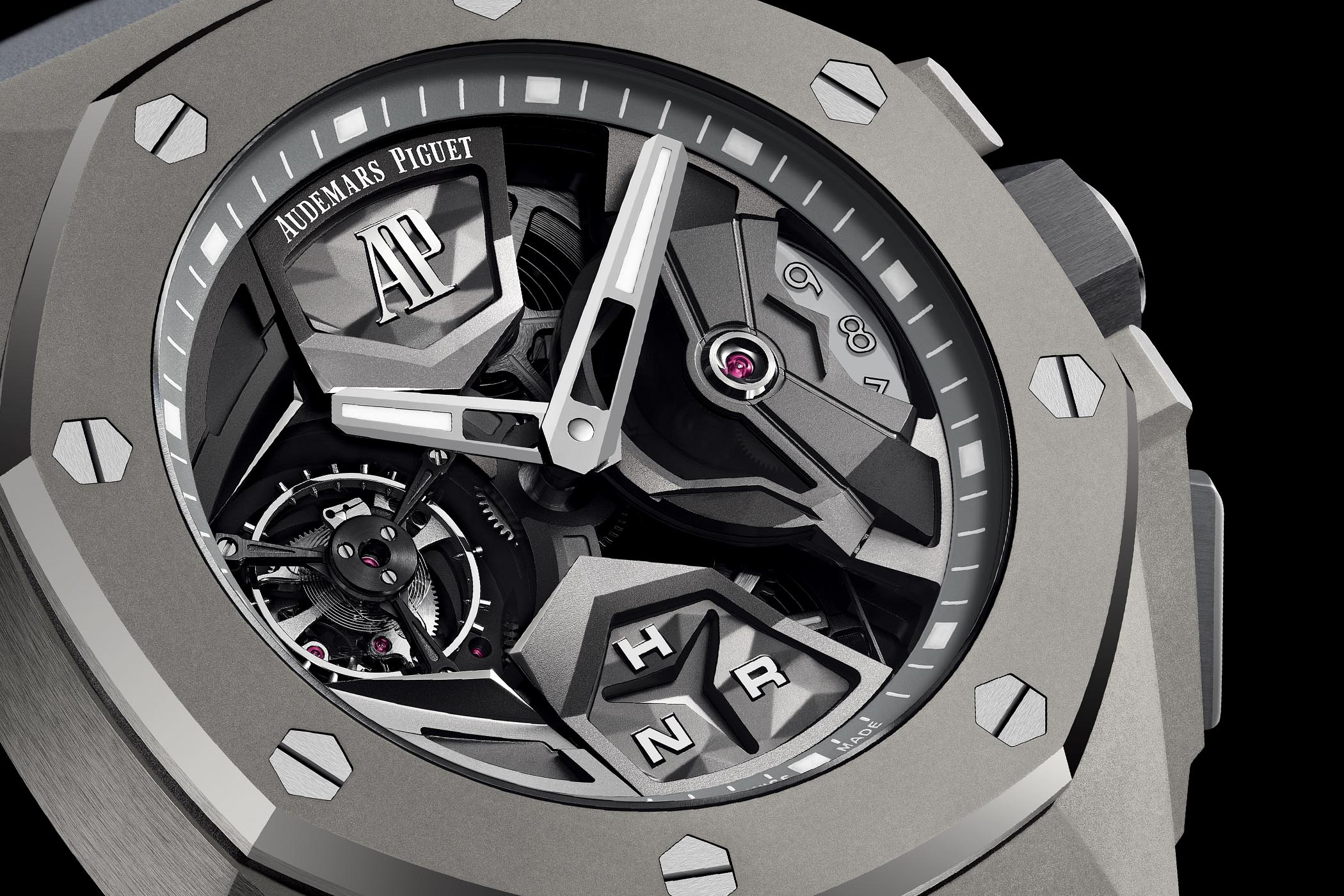 Audemars Piguet Royal Oak Concept Flying Tourbillon GMT - 26589TI