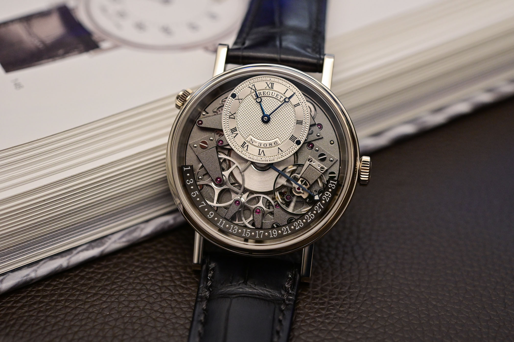Breguet Tradition Quantieme Retrograde 7597