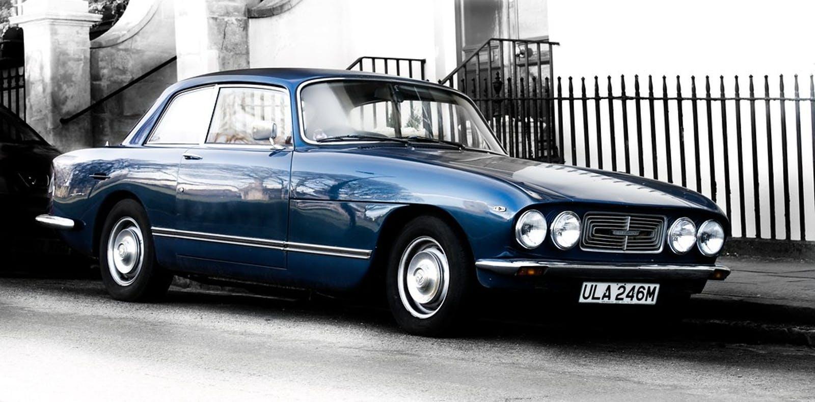 Bristol cars - 1